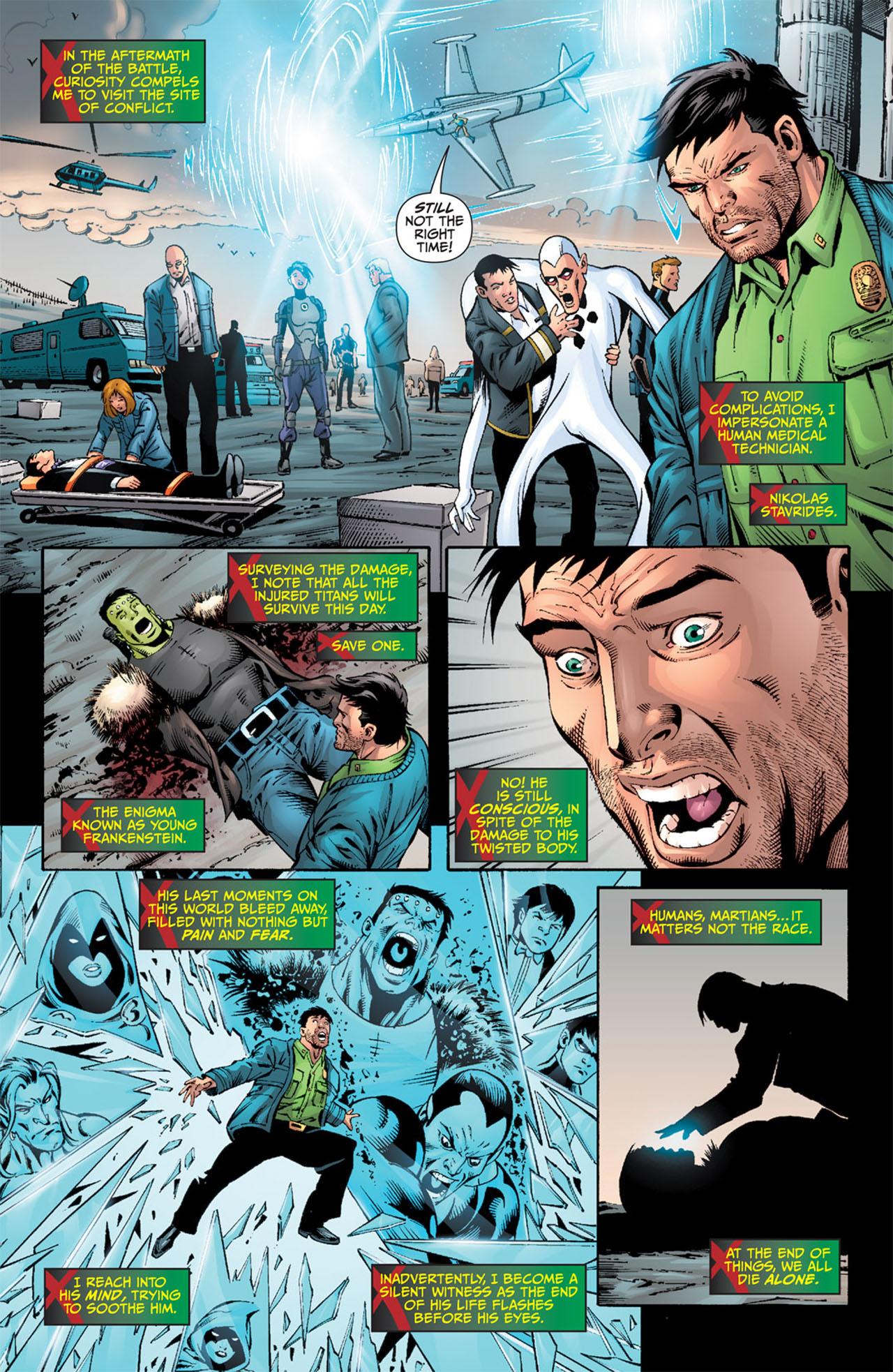 Read online World War III comic -  Issue #3 - 11