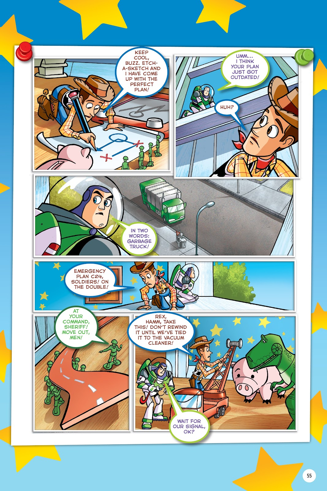 Read online DISNEY·PIXAR Toy Story Adventures comic -  Issue # TPB 1 (Part 1) - 55