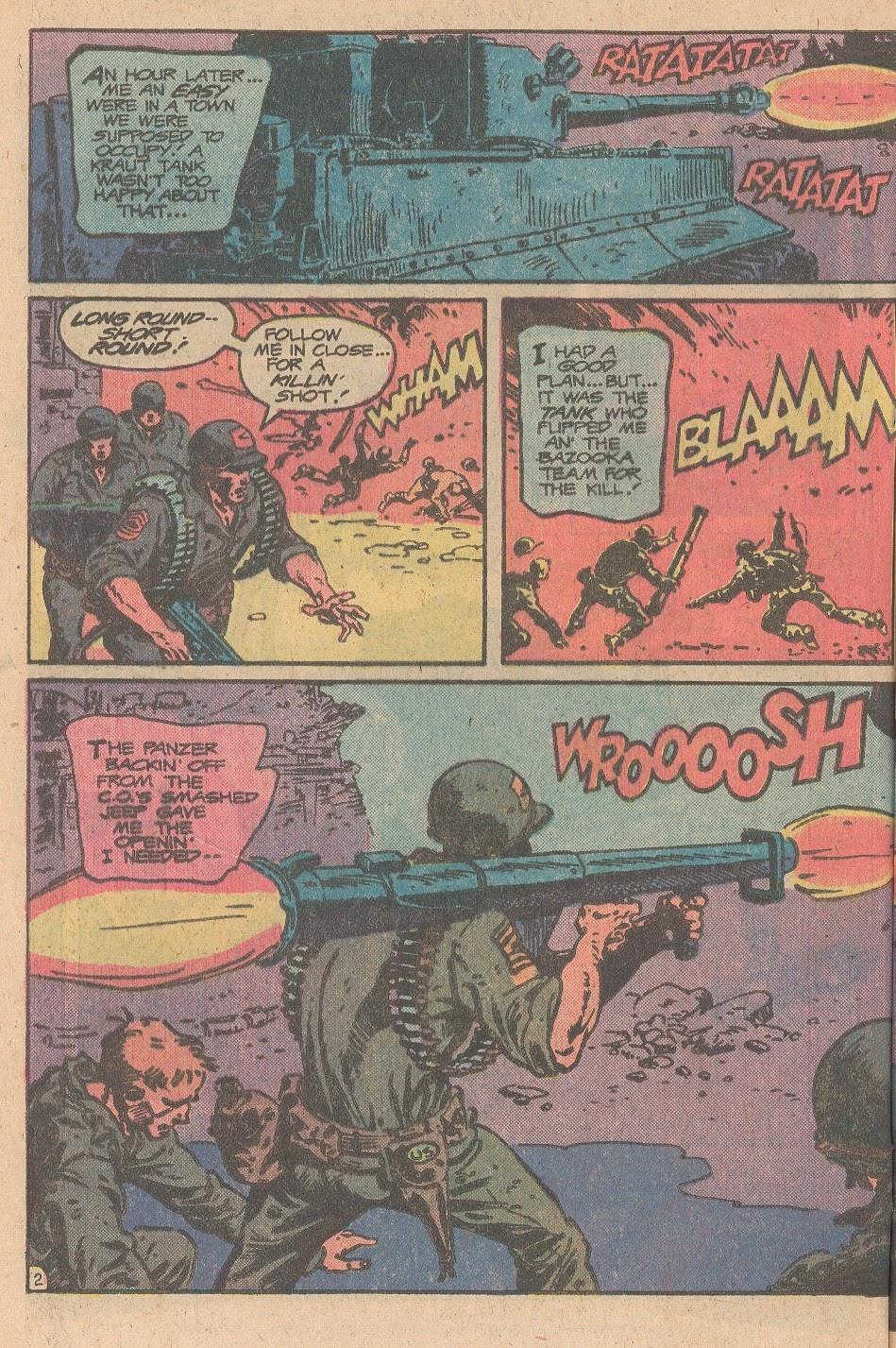 Read online Sgt. Rock comic -  Issue #347 - 3