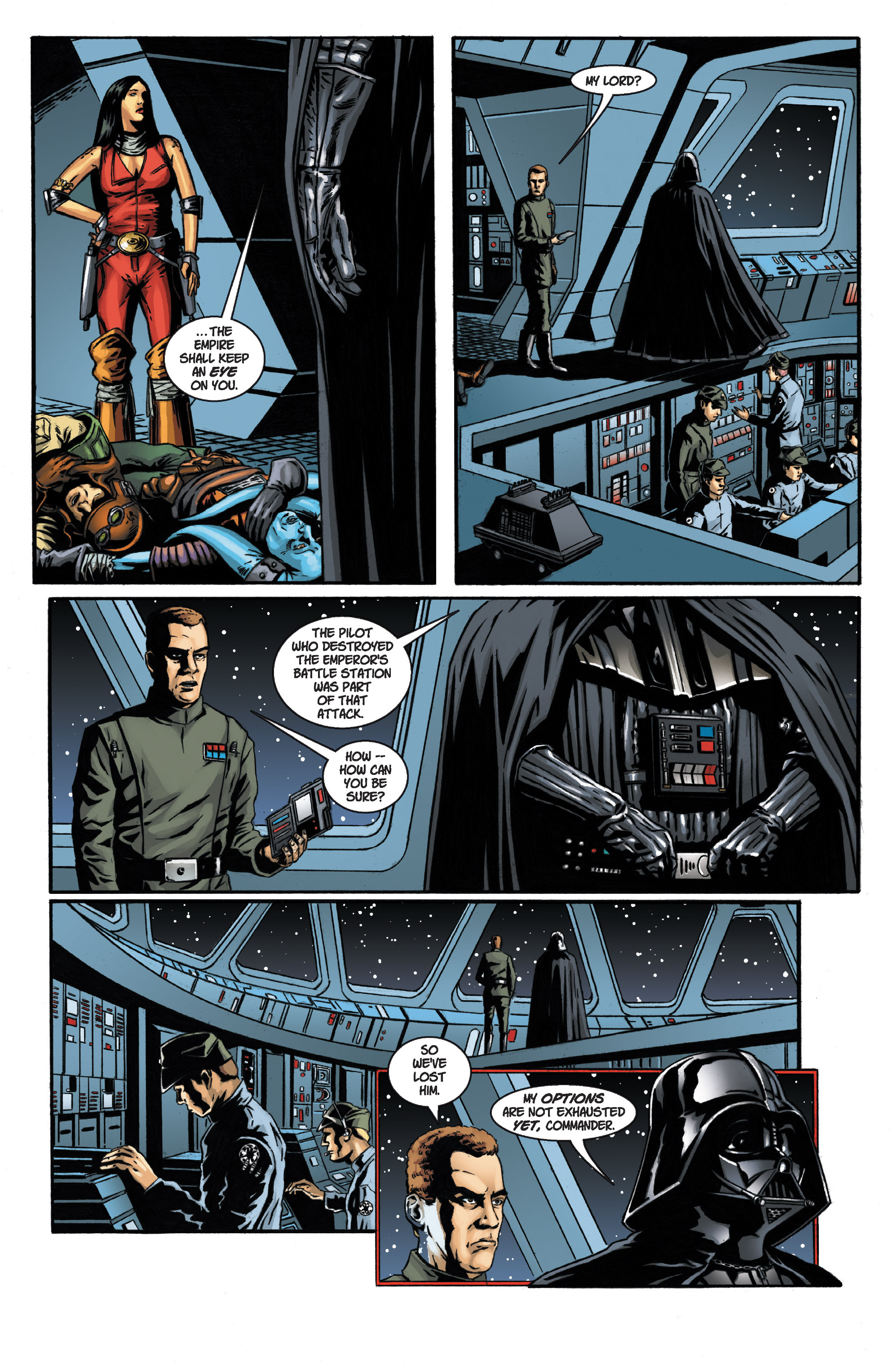 Read online Star Wars Omnibus comic -  Issue # Vol. 17 - 388