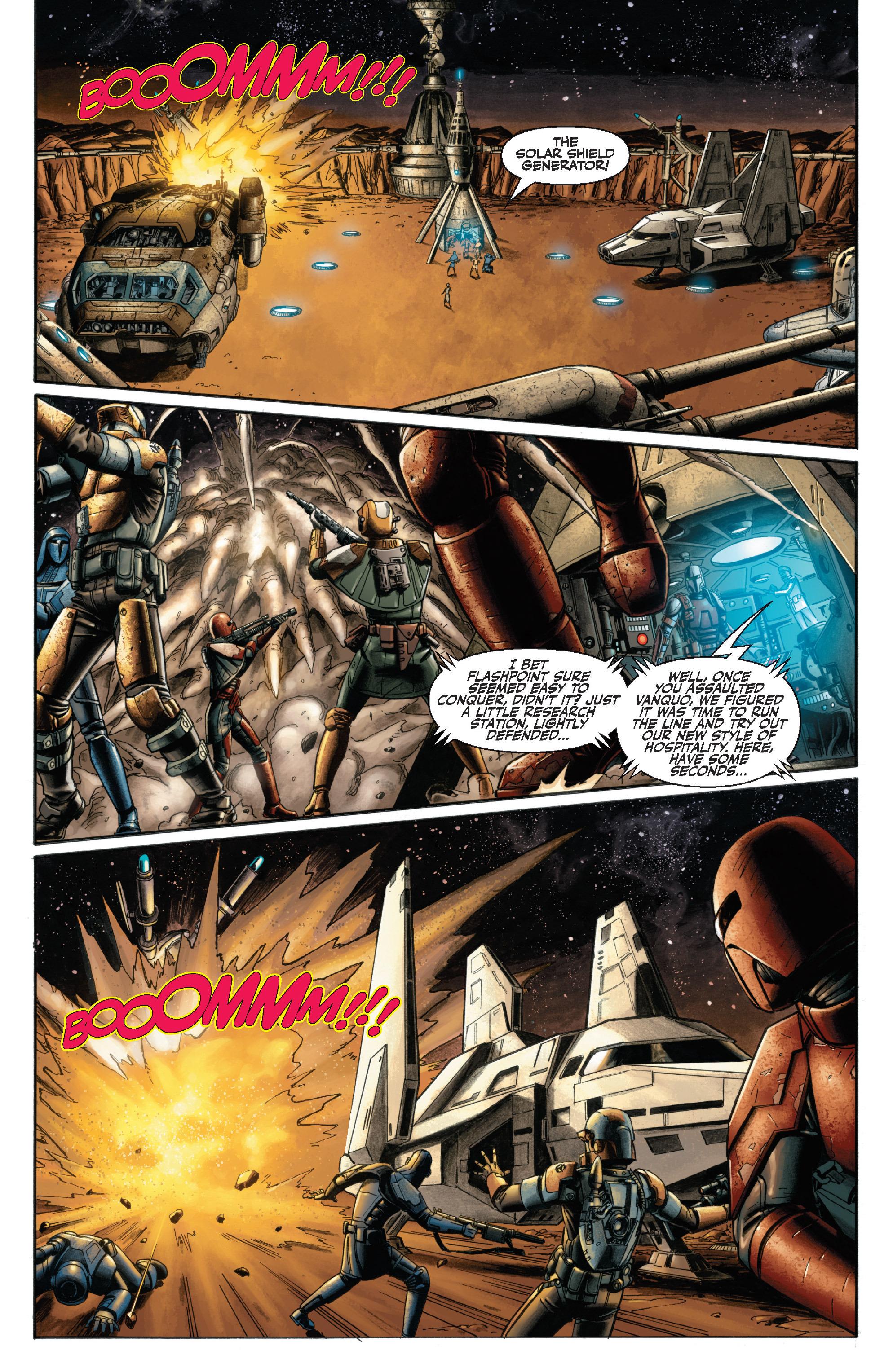 Read online Star Wars Omnibus comic -  Issue # Vol. 29 - 198