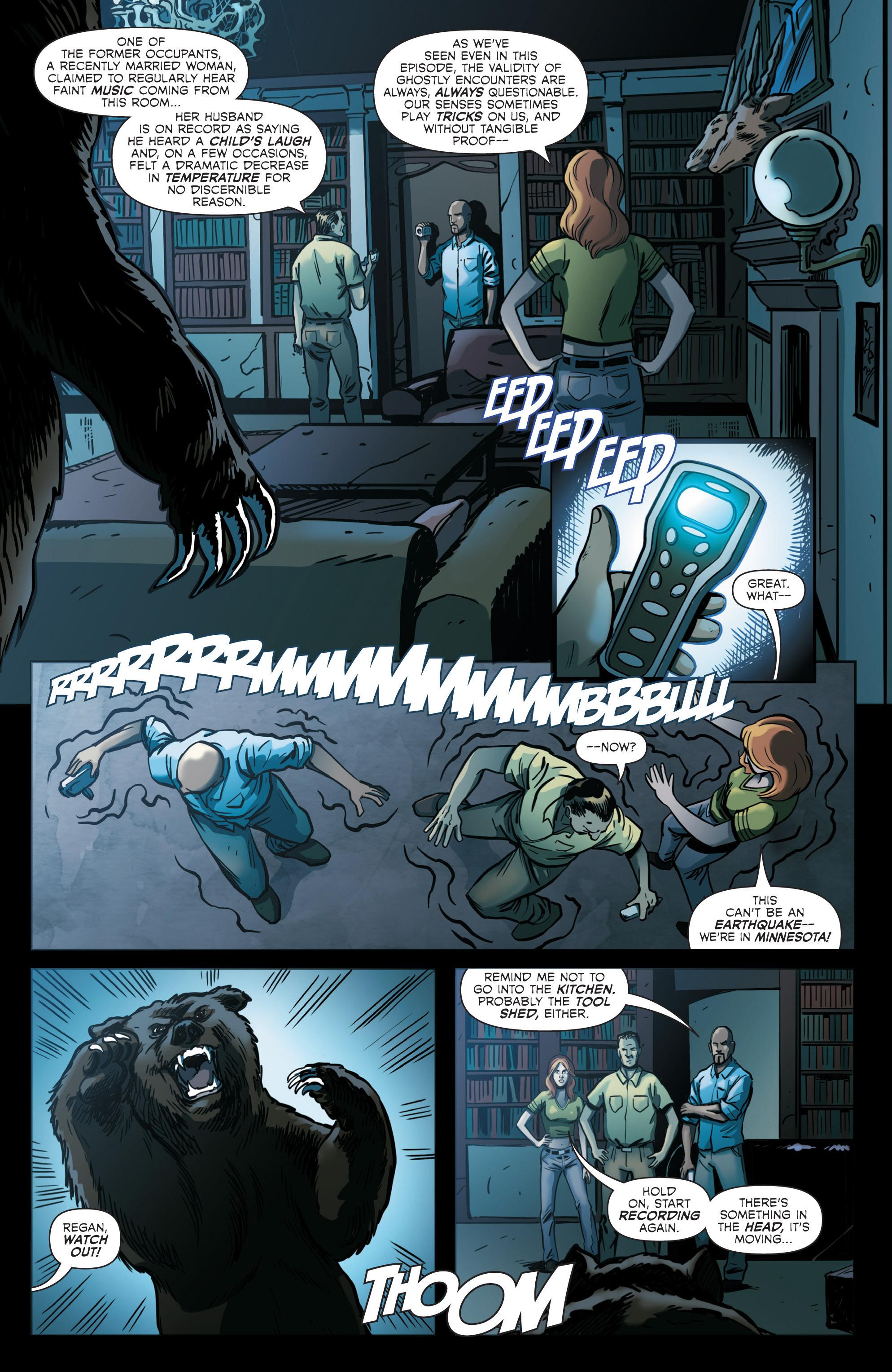 Read online Hoax Hunters (2012) comic -  Issue # TPB 2 - 94