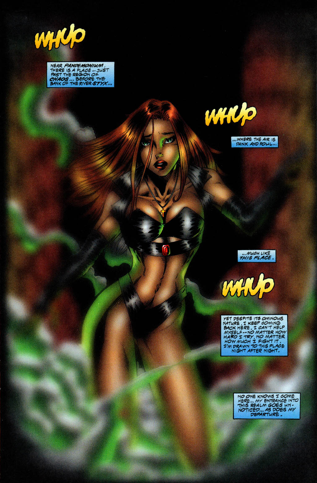 Read online Avengelyne (1996) comic -  Issue #9 - 3
