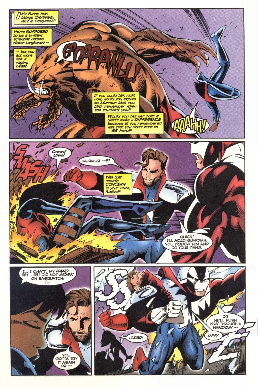 Read online Alpha Flight (1997) comic -  Issue #5 - 9