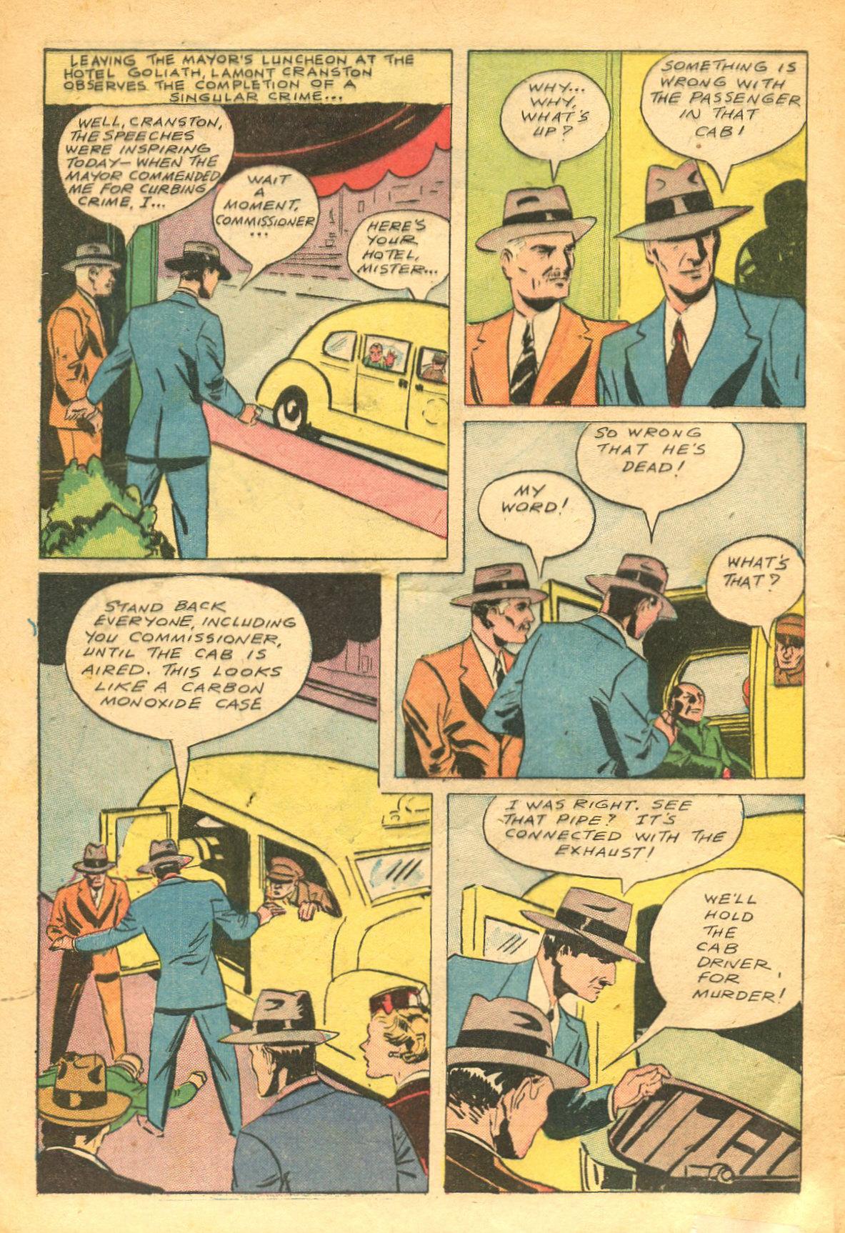Read online Shadow Comics comic -  Issue #51 - 5