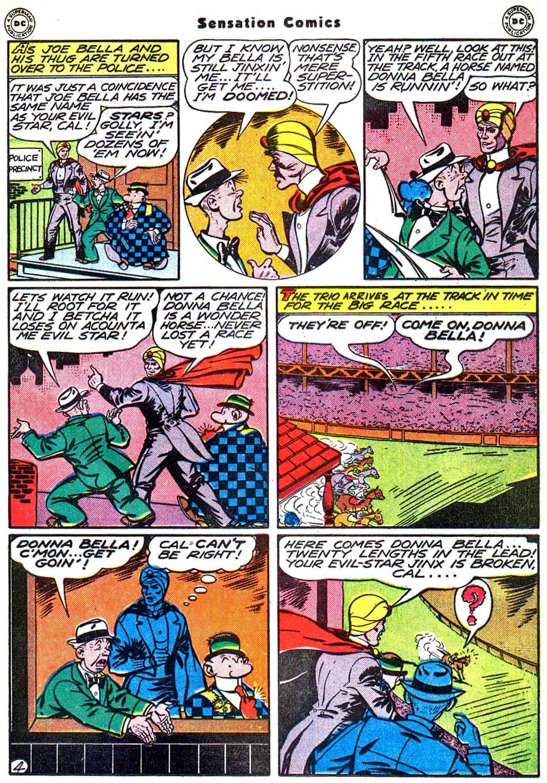 Read online Sensation (Mystery) Comics comic -  Issue #54 - 28