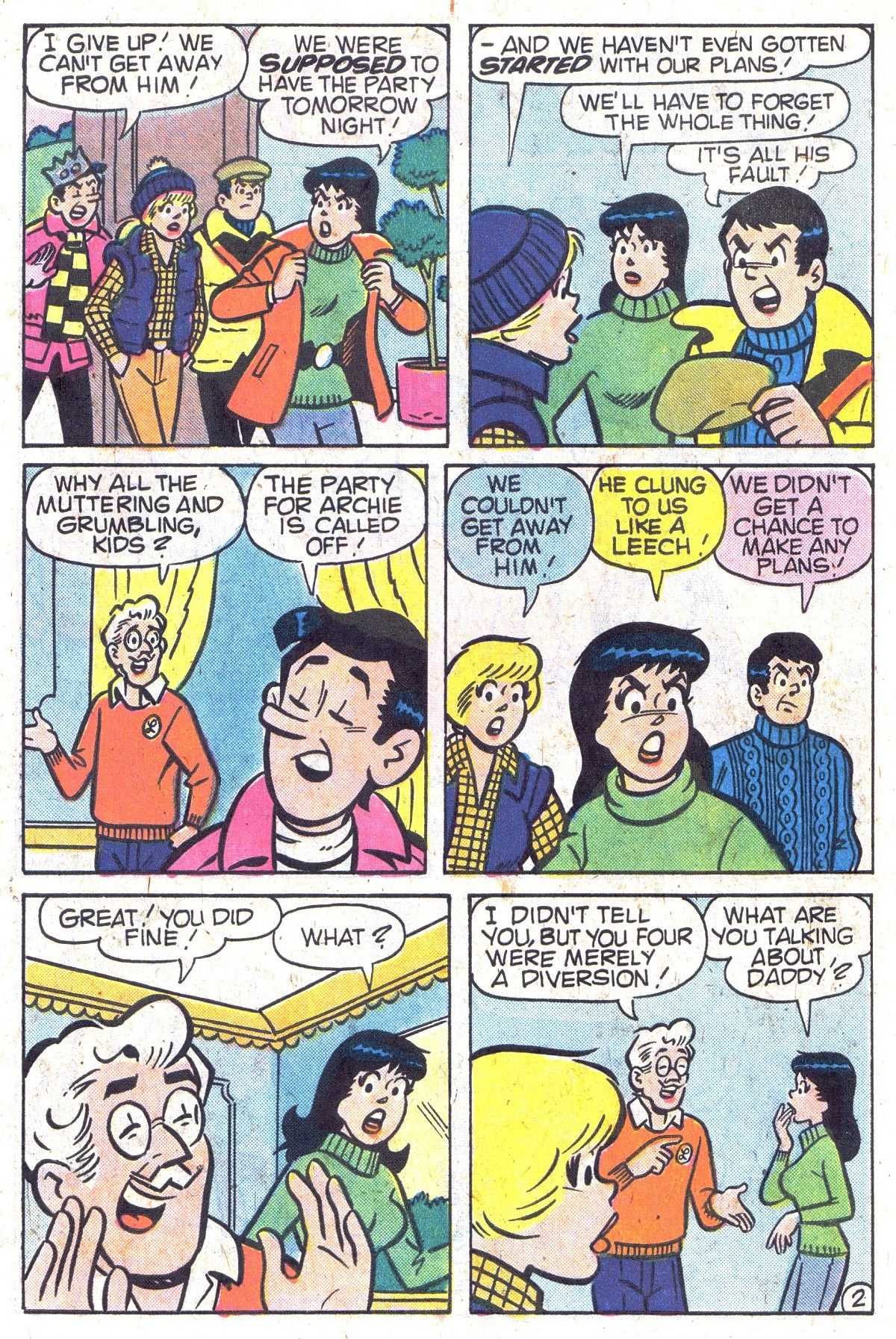 Read online Archie (1960) comic -  Issue #300 - 30