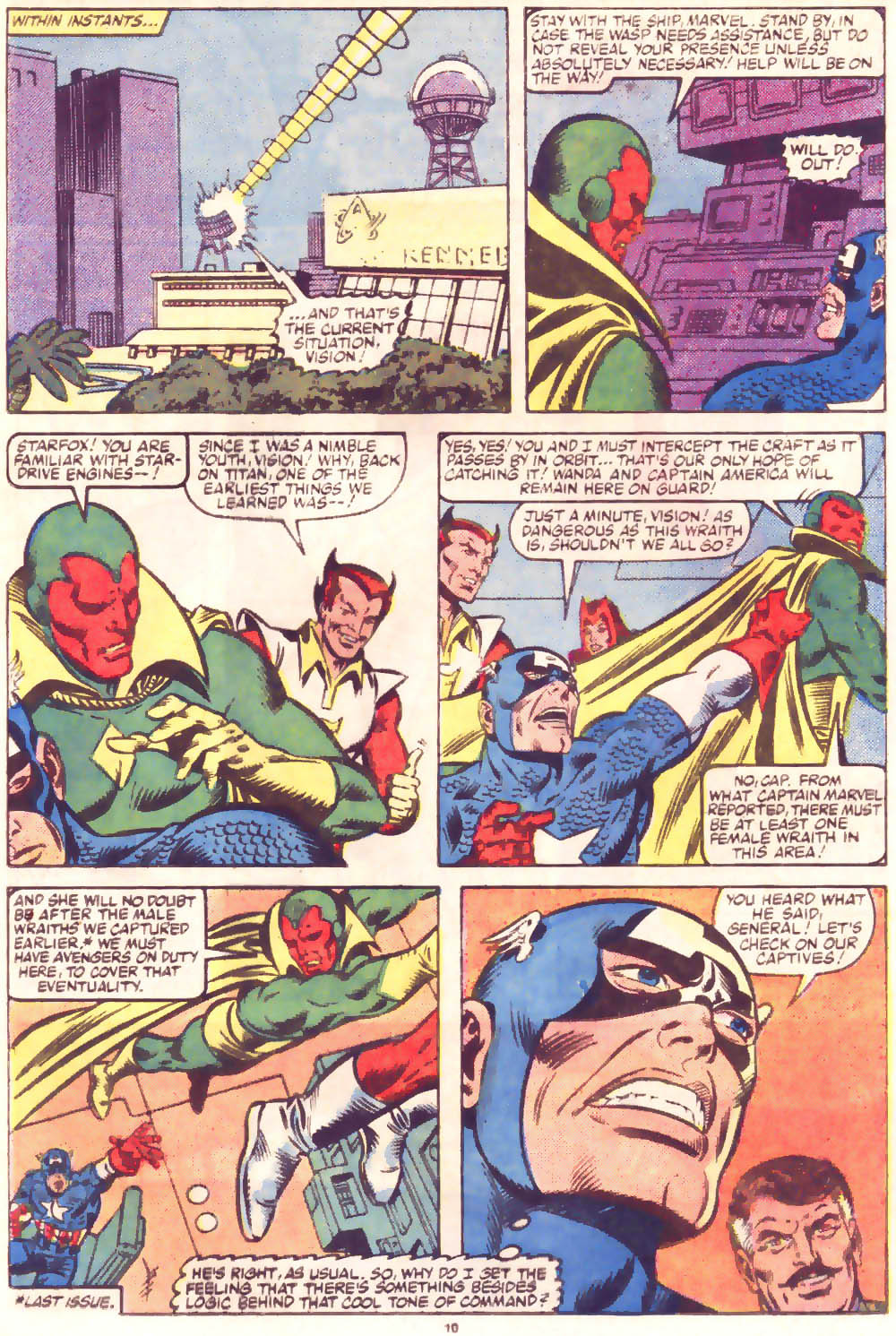 The Avengers (1963) 245 Page 10