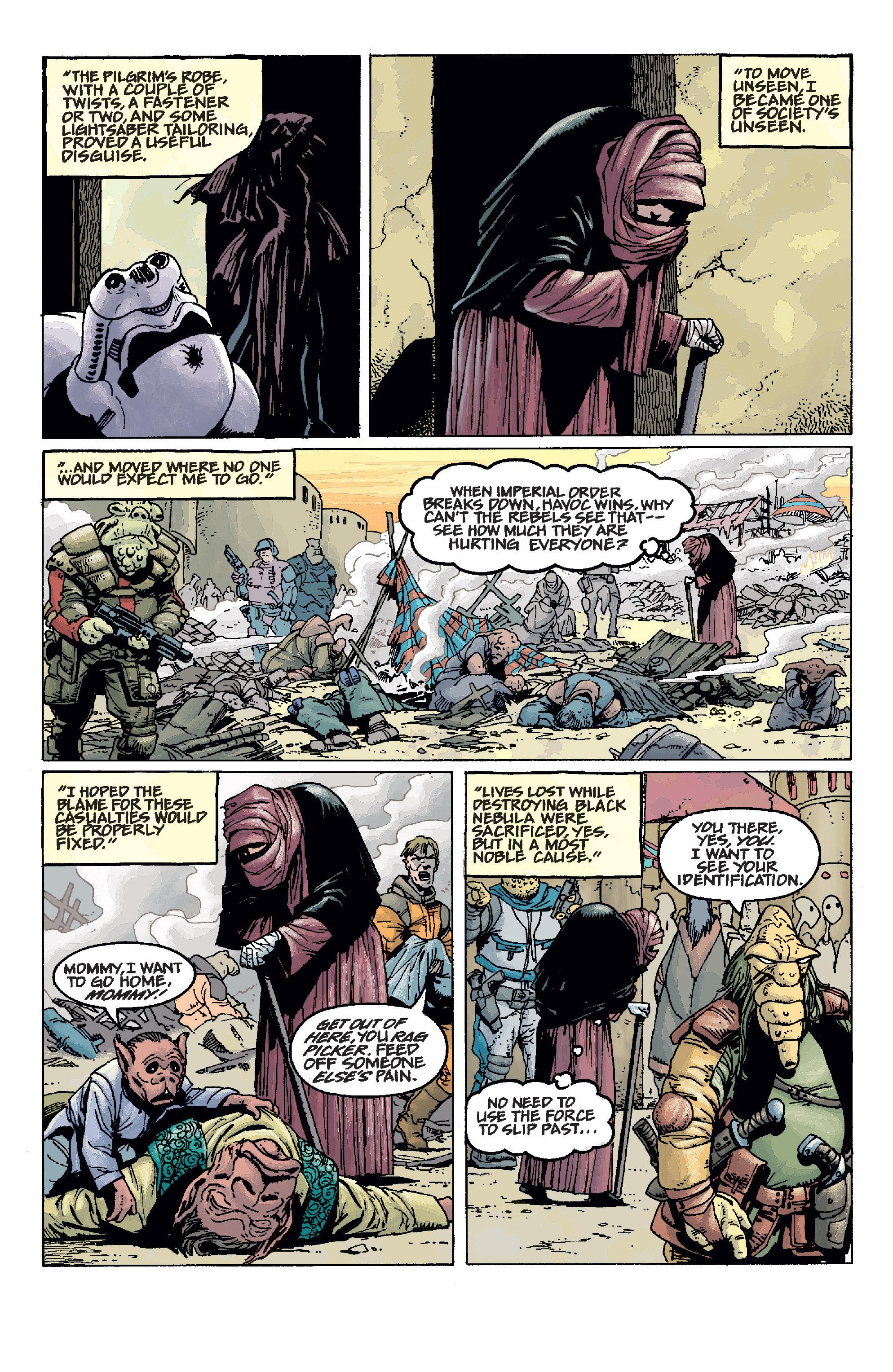 Read online Star Wars Omnibus comic -  Issue # Vol. 11 - 187