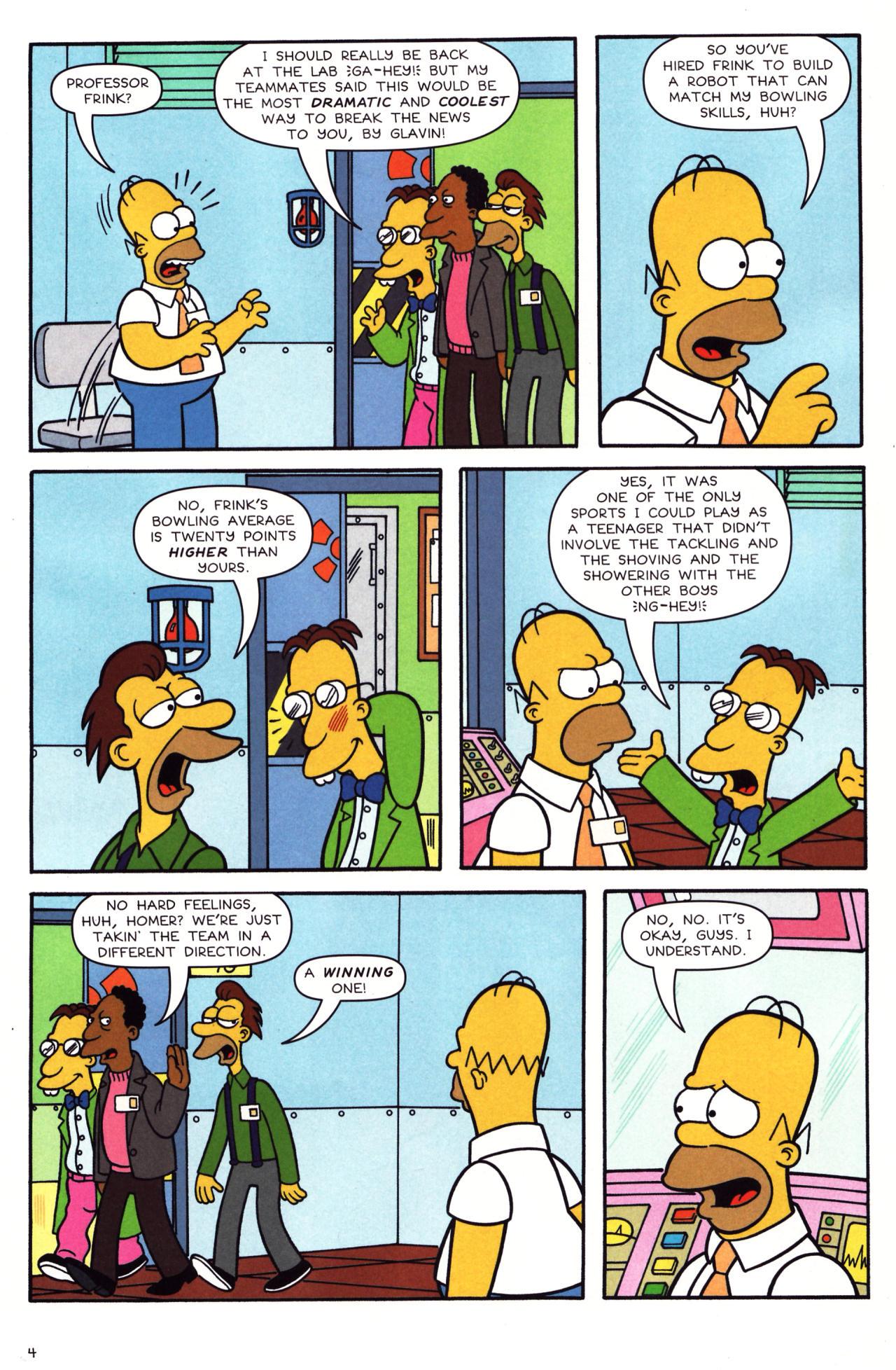 Read online Simpsons Comics comic -  Issue #136 - 5