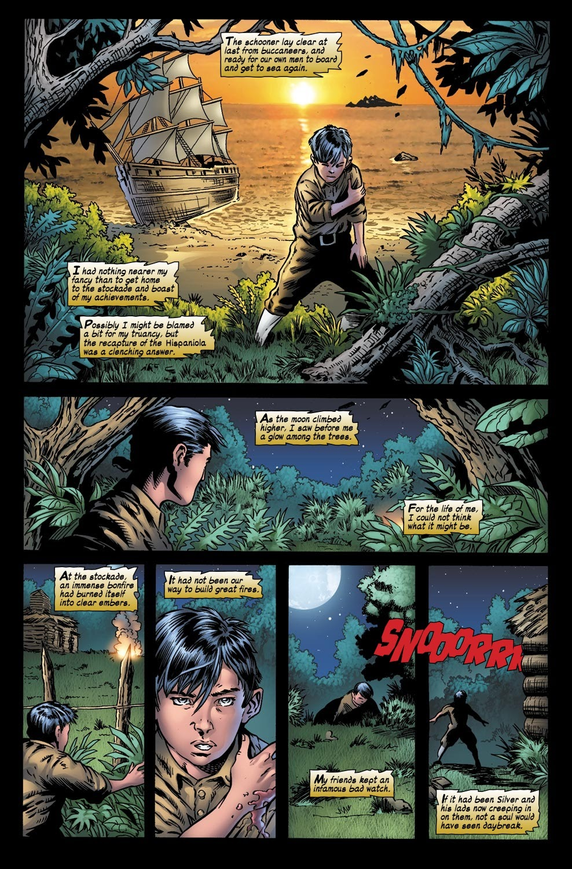 Read online Treasure Island comic -  Issue #5 - 5