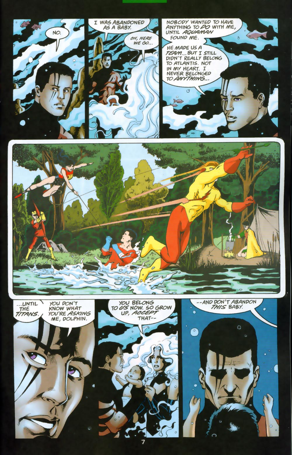 Read online The Titans (1999) comic -  Issue #47 - 8