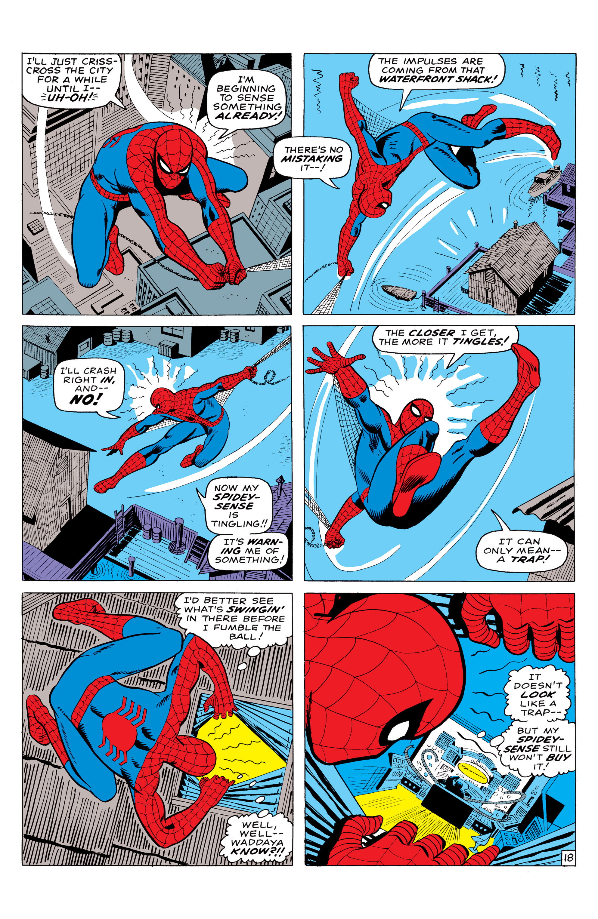 The Amazing Spider-Man (1963) 53 Page 18