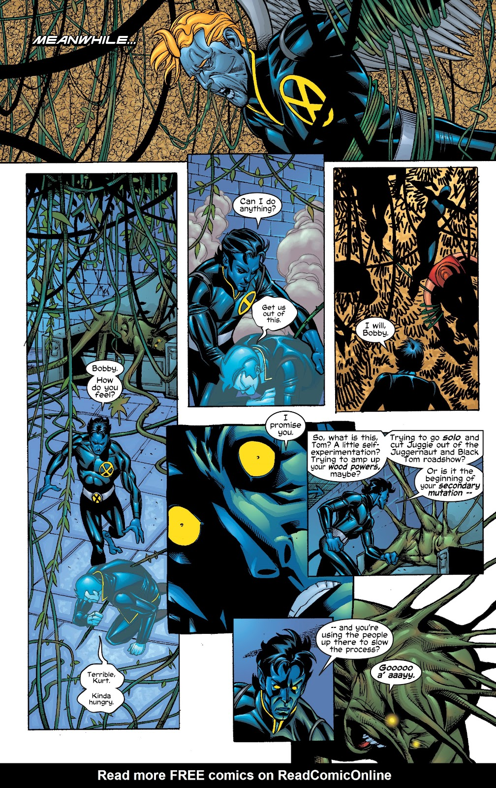 Read online X-Men: Unstoppable comic -  Issue # TPB (Part 1) - 59