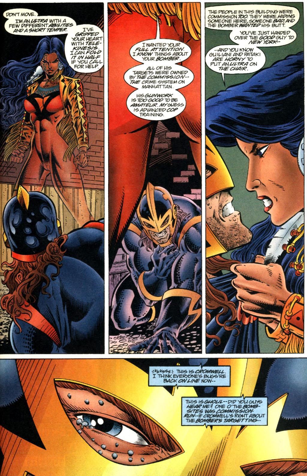 Read online UltraForce (1995) comic -  Issue #2 - 24