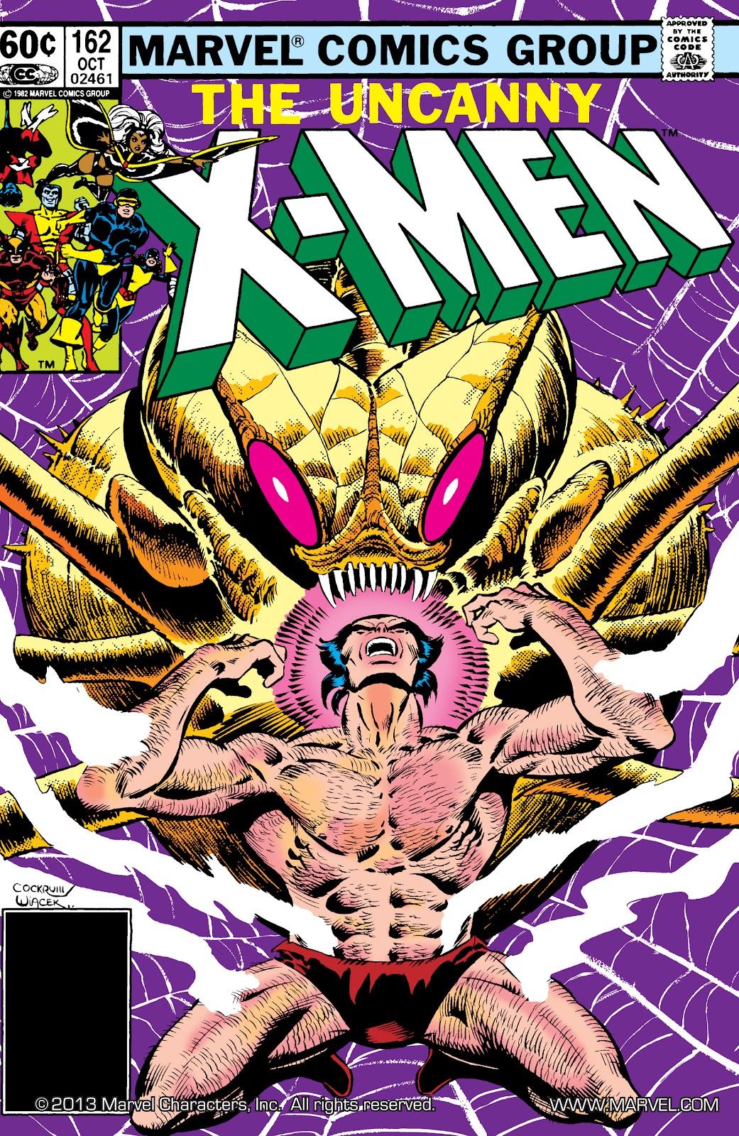 Uncanny X-Men (1963) issue 162 - Page 1