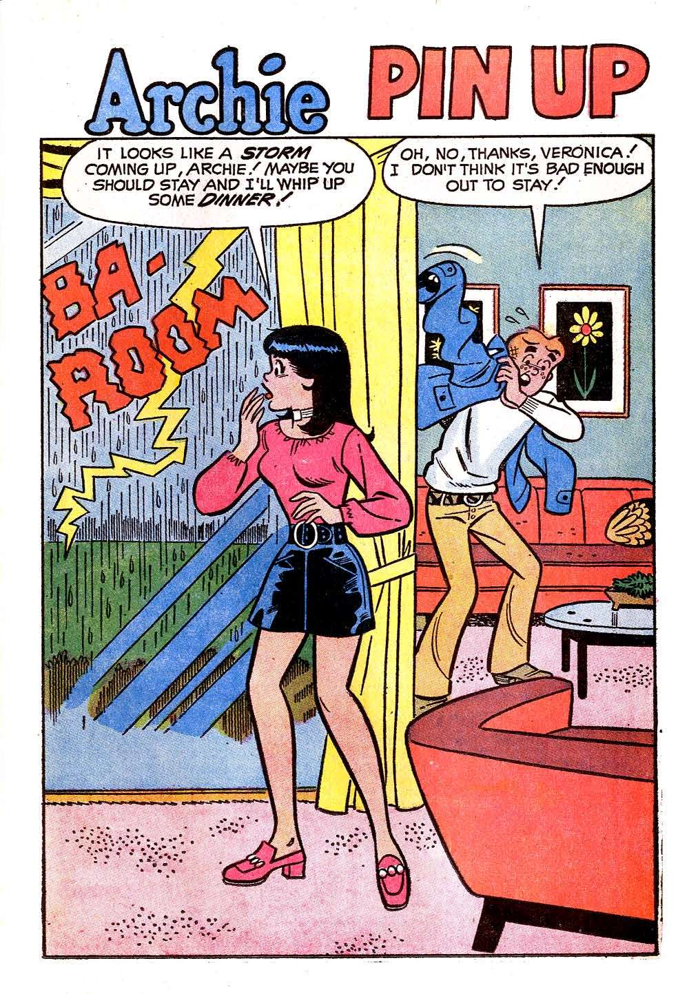 Read online Archie (1960) comic -  Issue #210 - 11