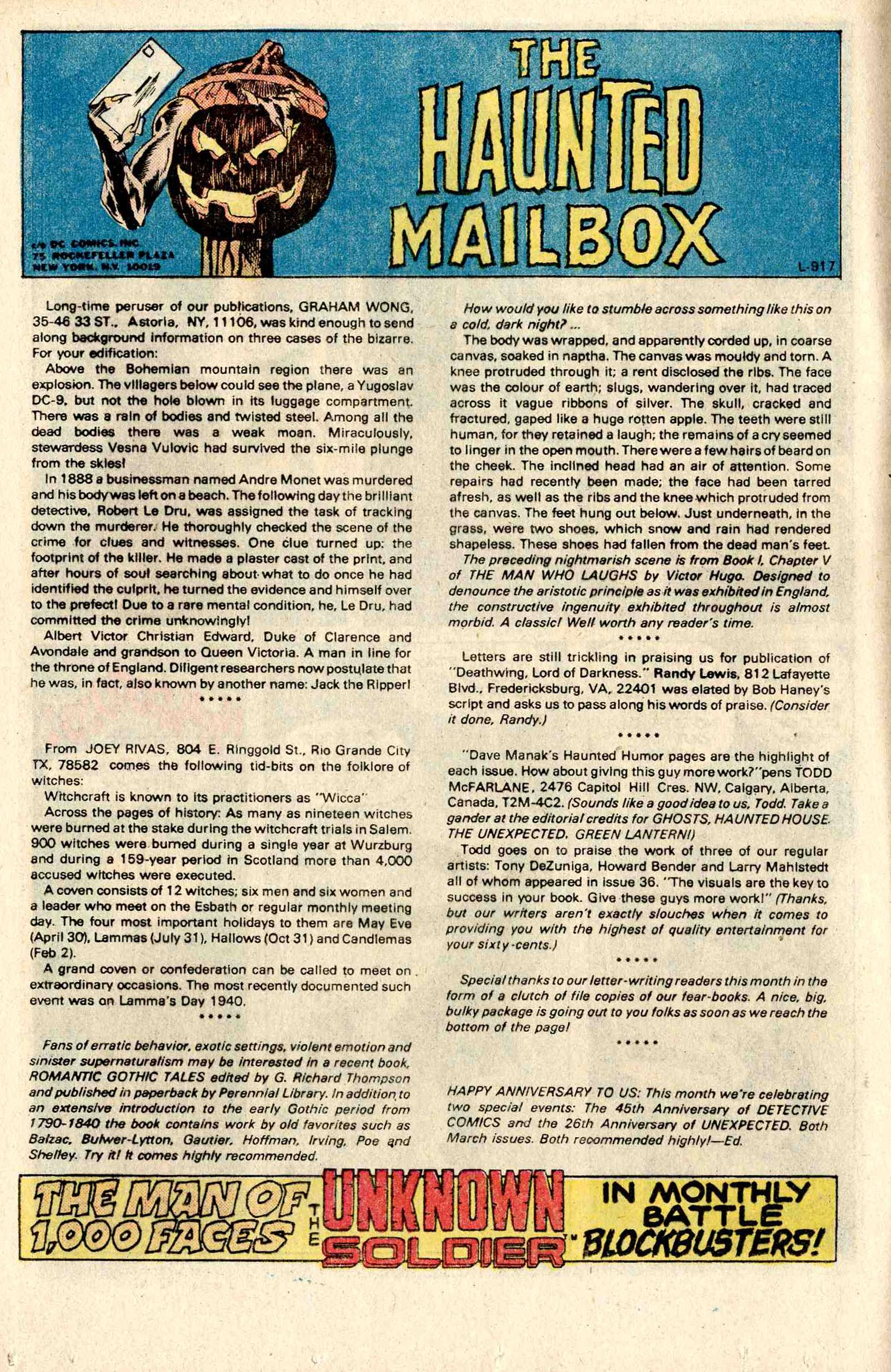 Read online Secrets of Haunted House comic -  Issue #46 - 12