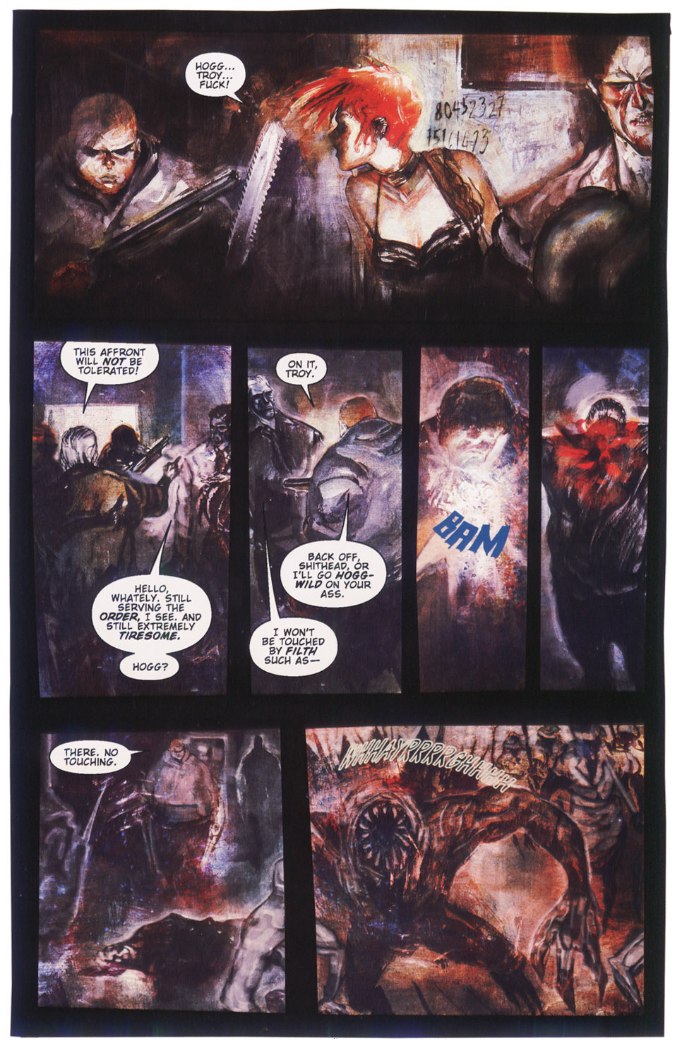 Read online Silent Hill: Dying Inside comic -  Issue #5 - 17