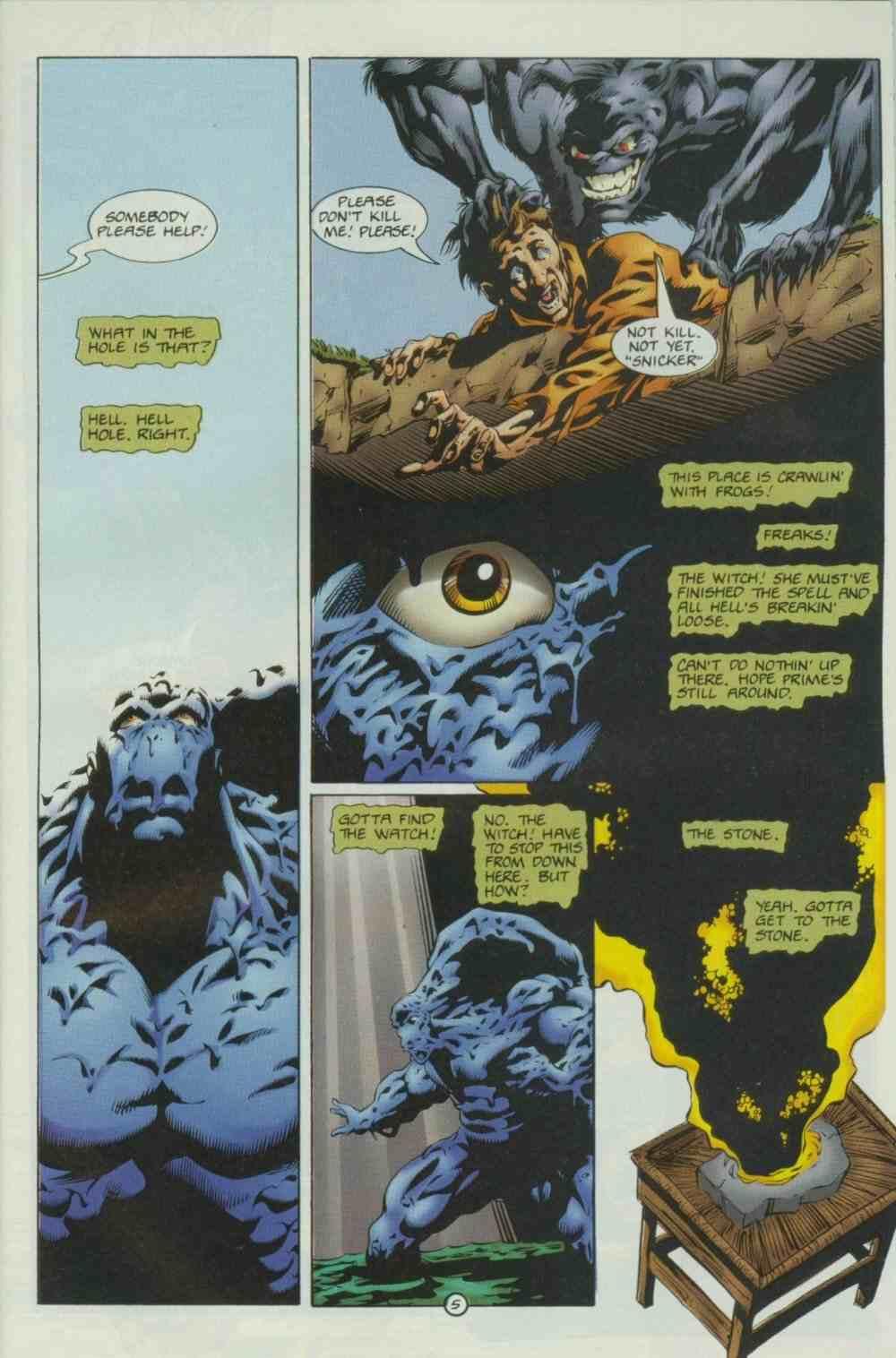 Read online Ultraverse Premiere comic -  Issue #8 - 7