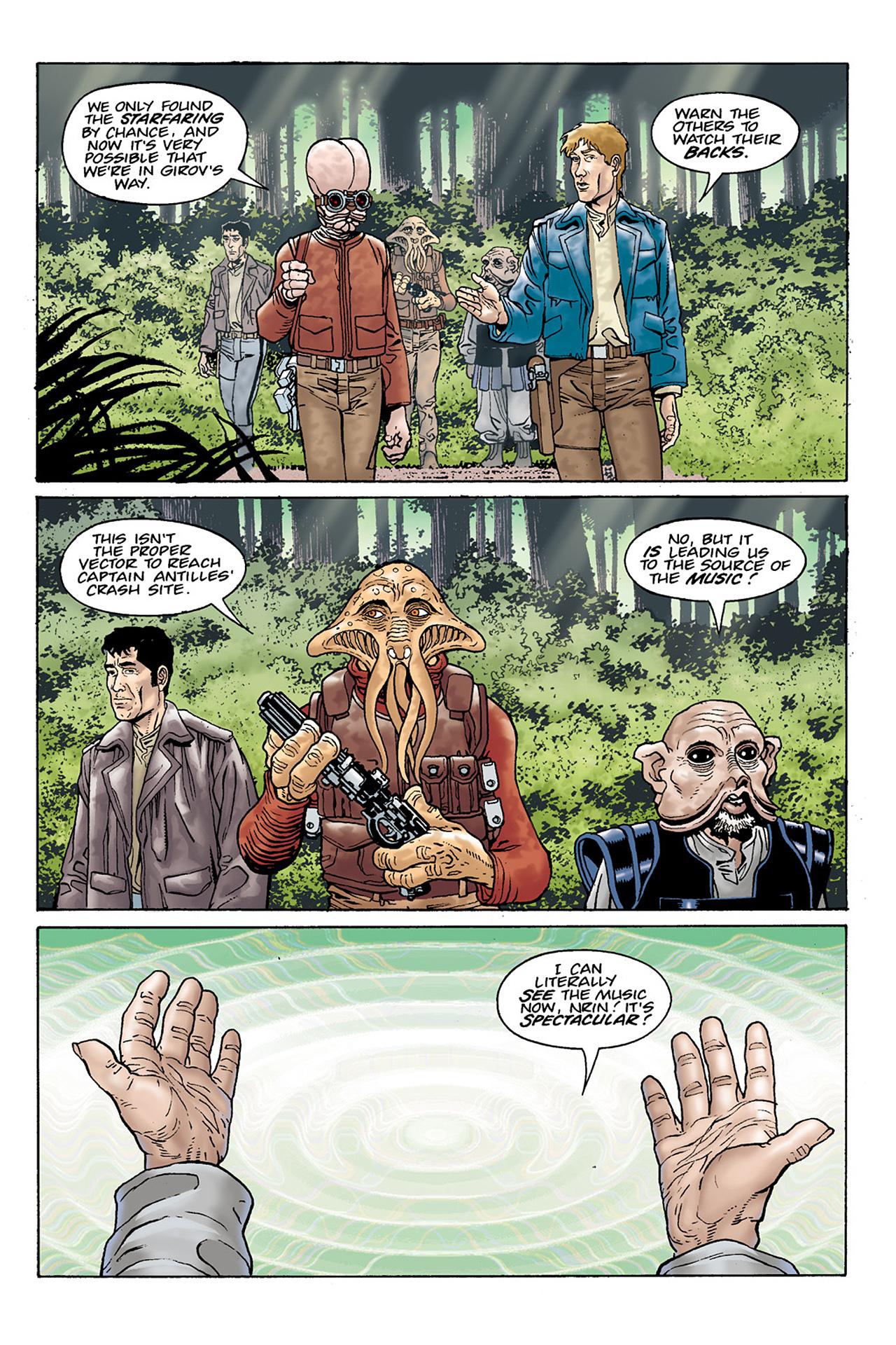 Read online Star Wars Omnibus comic -  Issue # Vol. 2 - 244