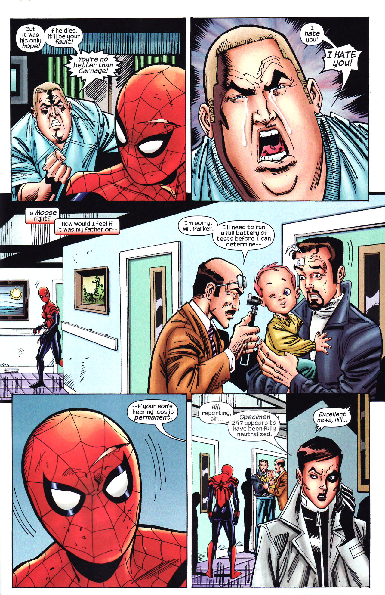 Read online Amazing Spider-Girl comic -  Issue #12 - 22