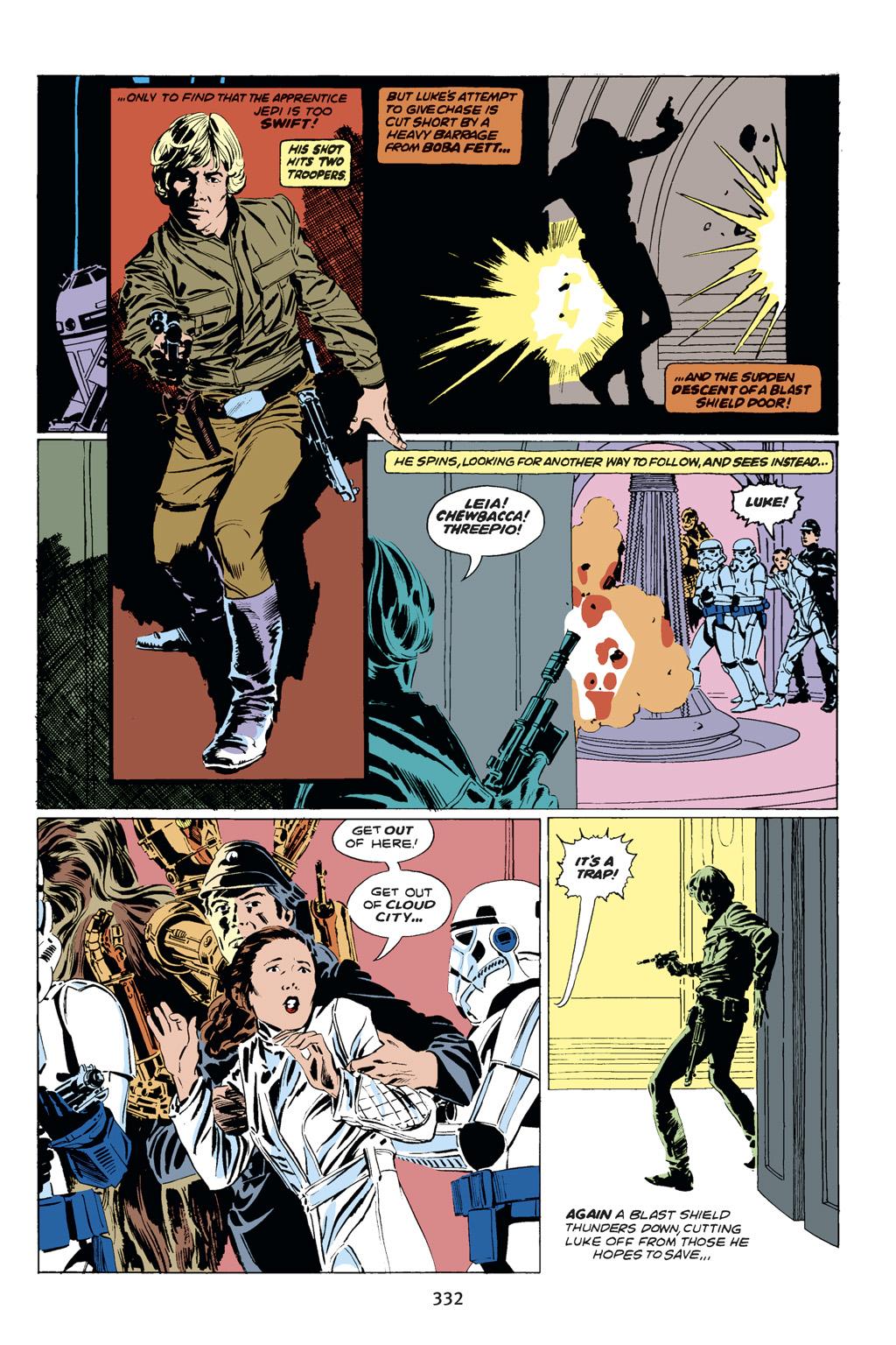 Read online Star Wars Omnibus comic -  Issue # Vol. 14 - 330