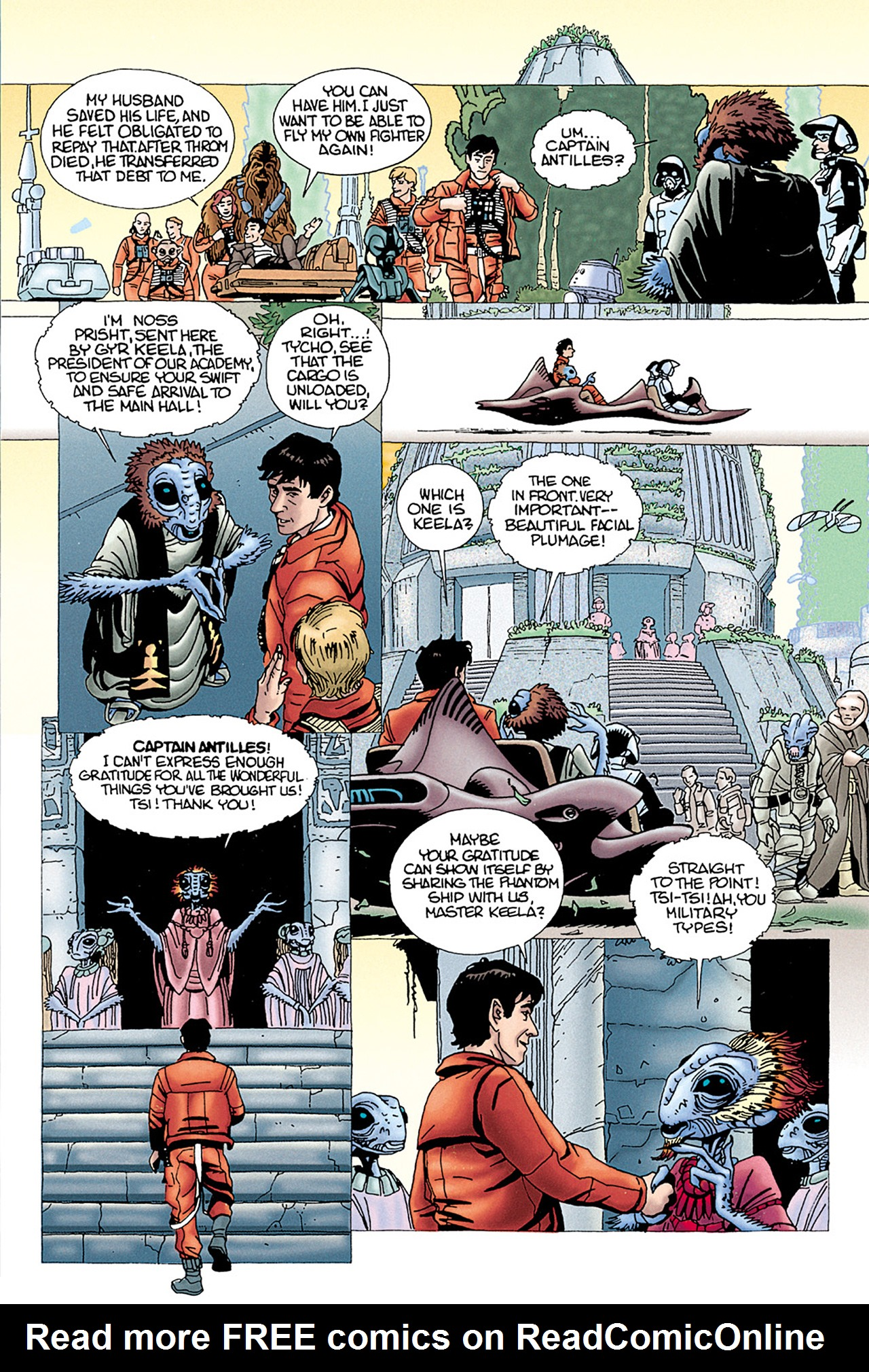 Read online Star Wars Omnibus comic -  Issue # Vol. 1 - 181
