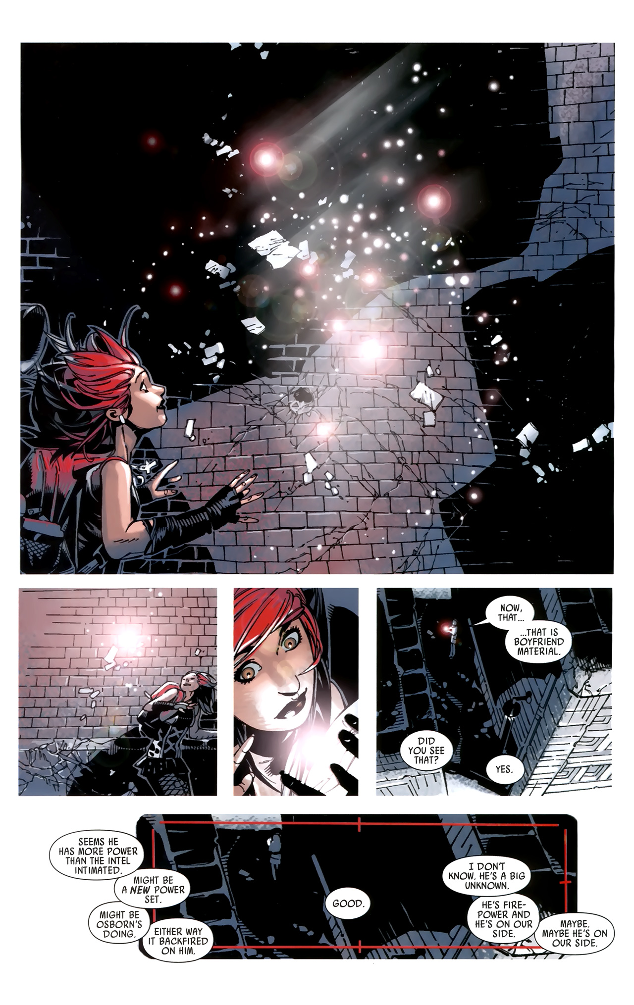 Read online Dark Avengers (2009) comic -  Issue # _Annual 1 - 27