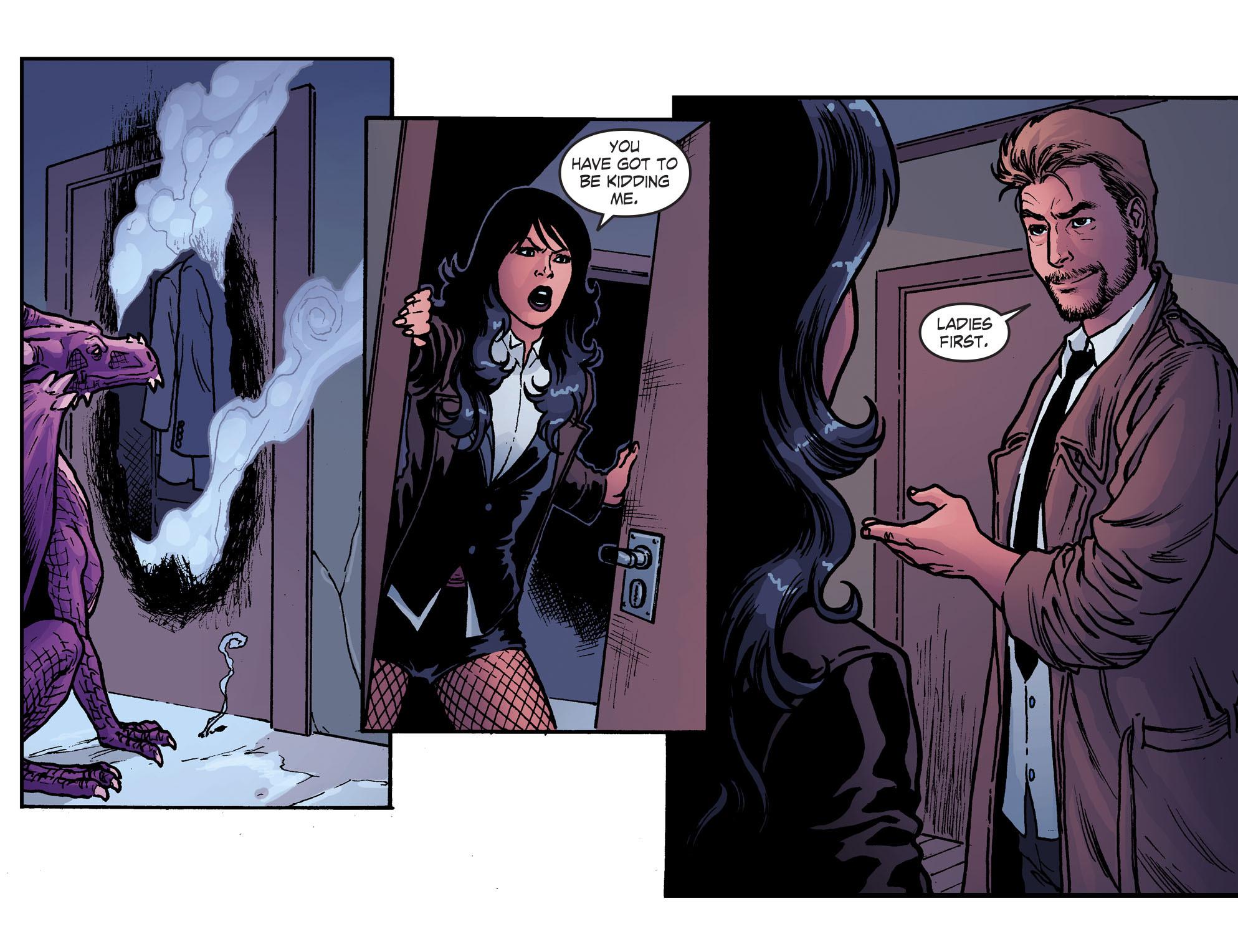 Read online Smallville: Harbinger comic -  Issue #2 - 20