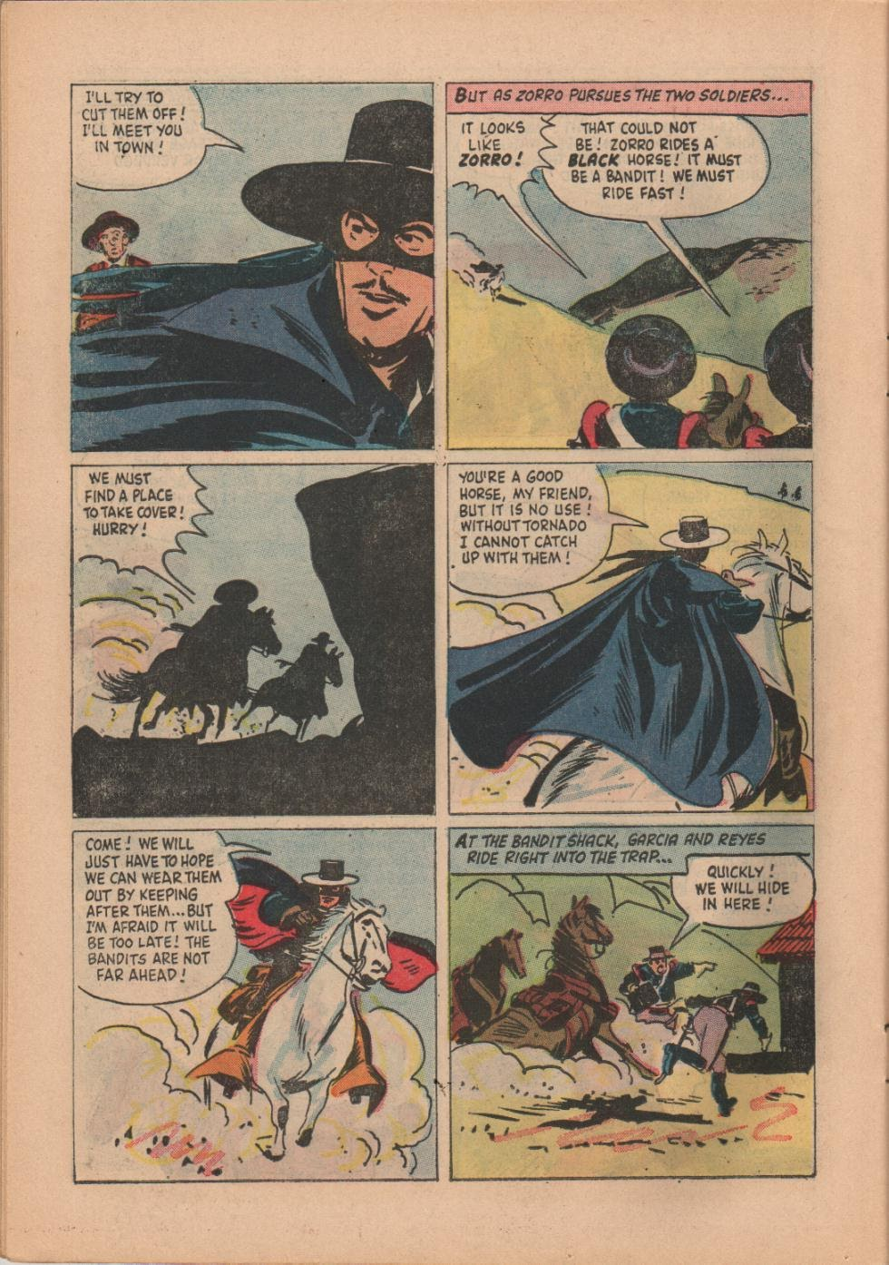 Zorro (1966) issue 5 - Page 22