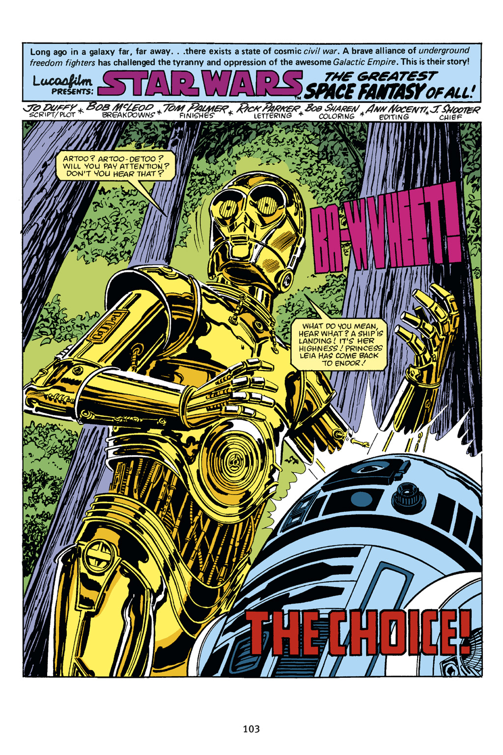 Read online Star Wars Omnibus comic -  Issue # Vol. 21 - 97