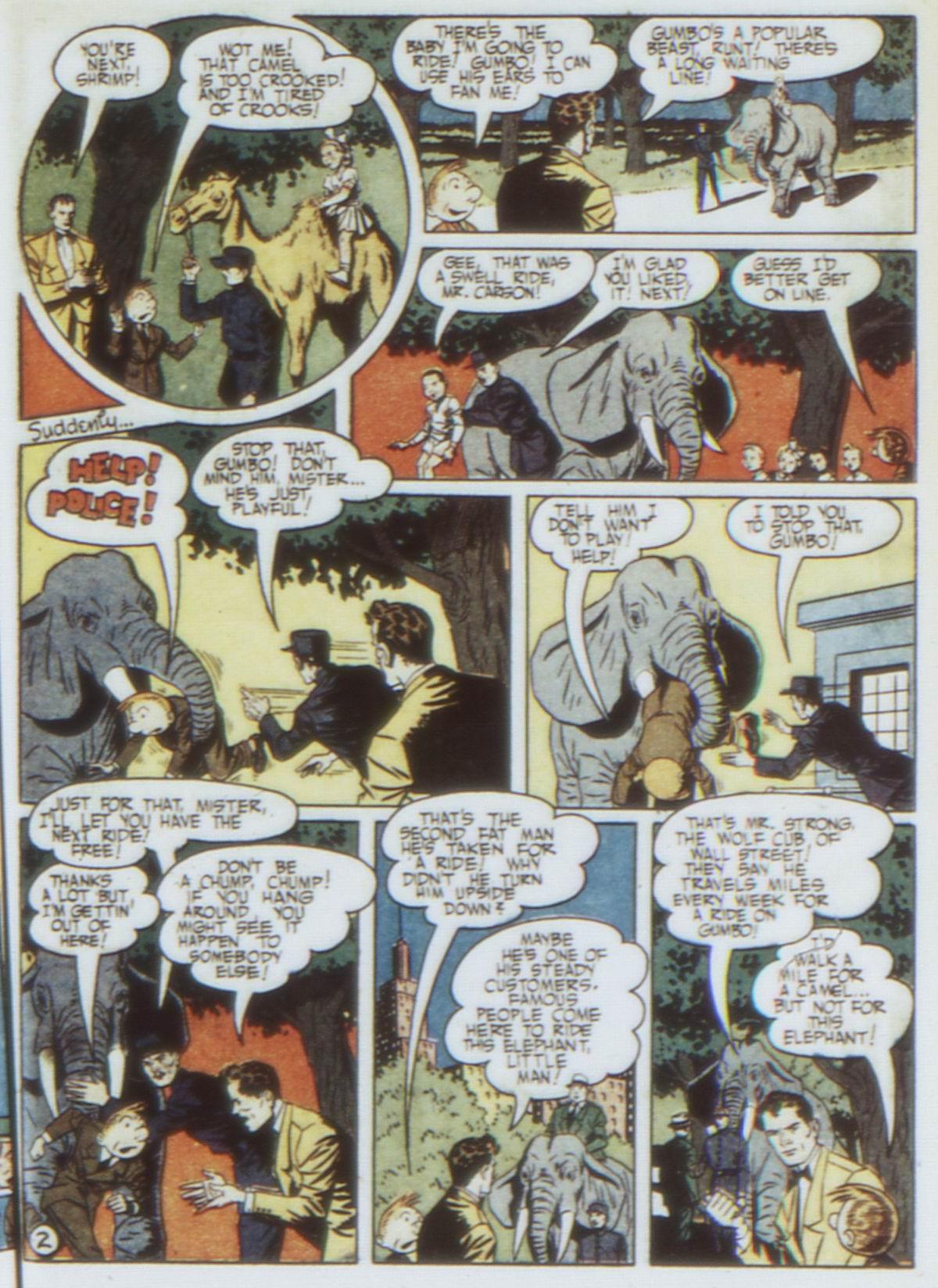Read online Detective Comics (1937) comic -  Issue #75 - 59