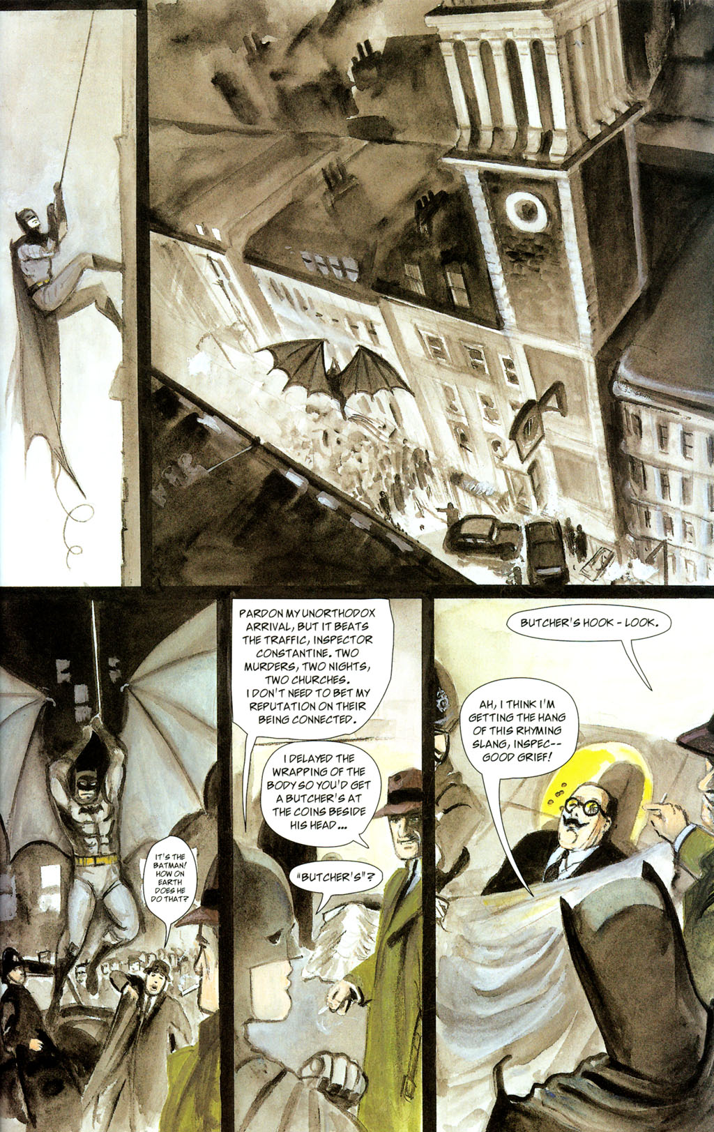 Read online Batman: The Order of Beasts comic -  Issue # Full - 25