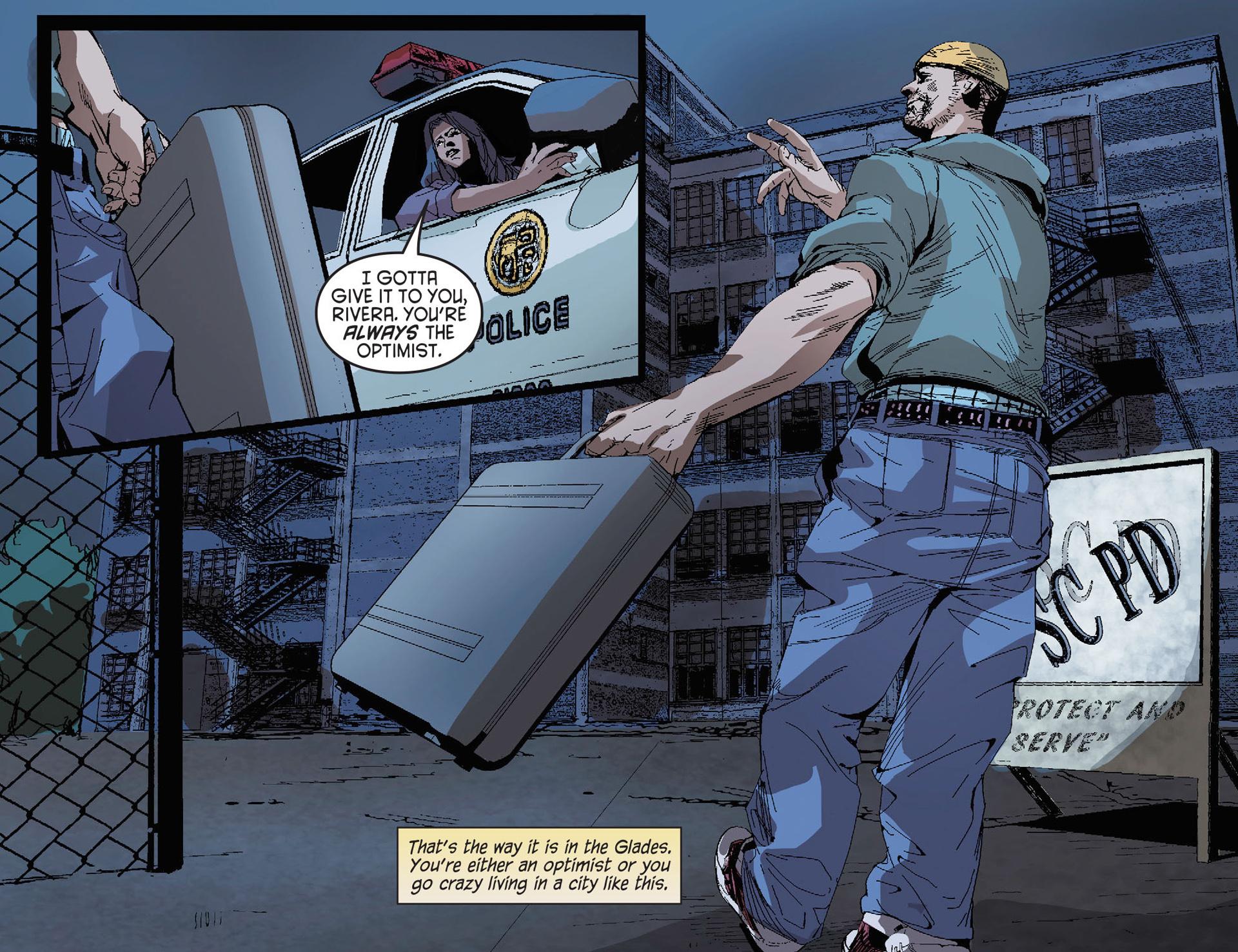 Read online Arrow [II] comic -  Issue #27 - 12