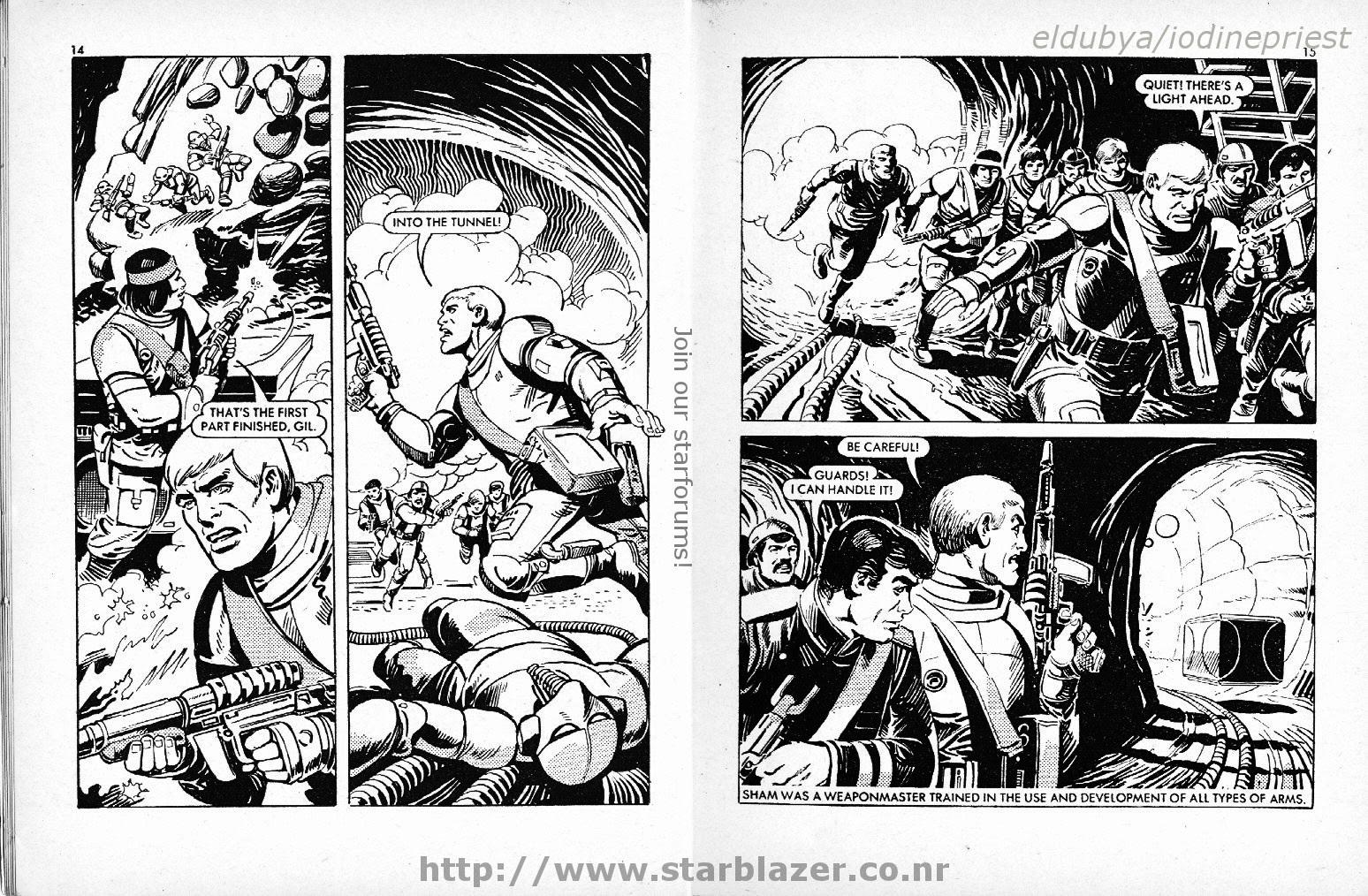 Starblazer issue 101 - Page 9