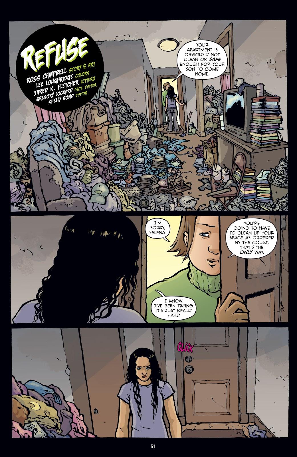 Read online Strange Adventures (2014) comic -  Issue # TPB (Part 1) - 48
