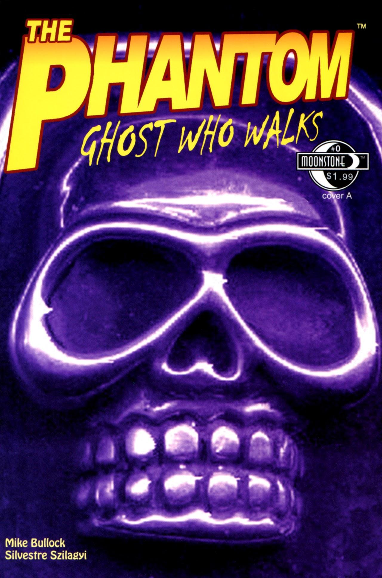 The Phantom: Ghost Who Walks (2009) 0 Page 1
