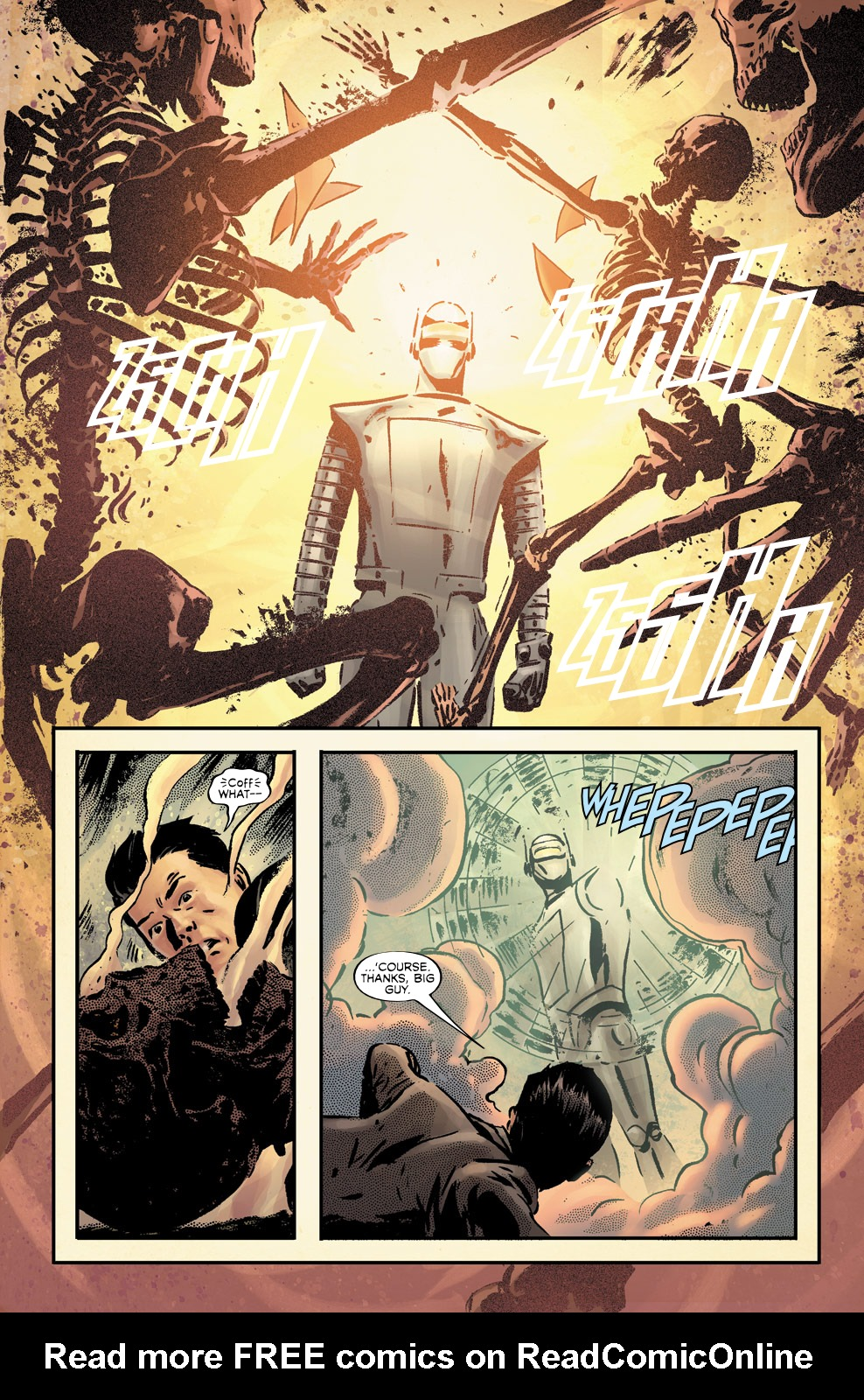 Read online Agents Of Atlas (2009) comic -  Issue #3 - 8