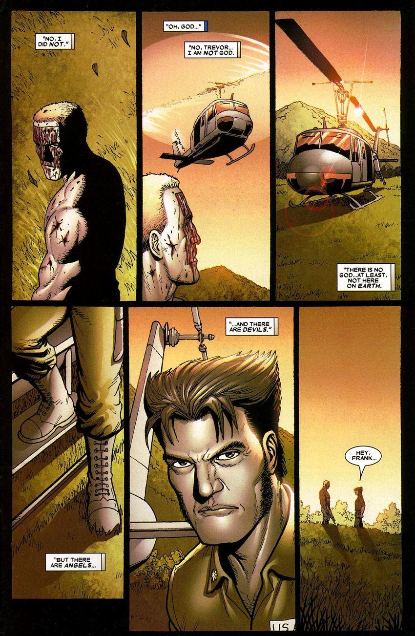 Read online Wolverine: Origins comic -  Issue #2 - 23