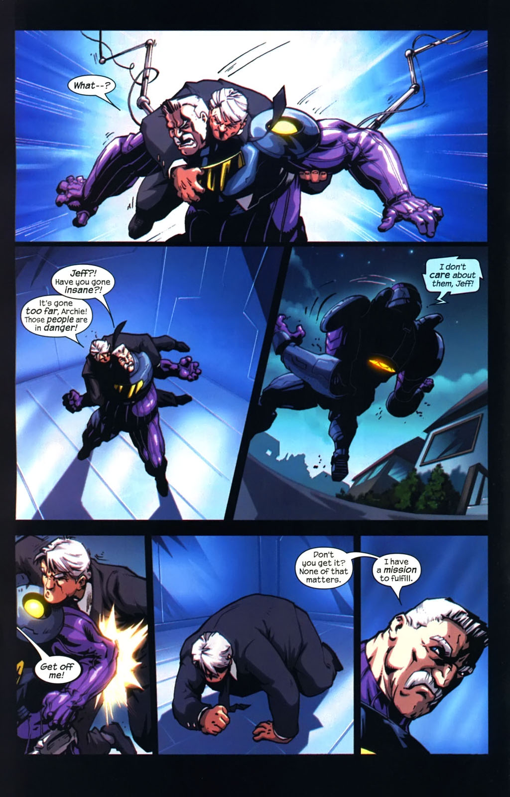 Read online Sentinel (2006) comic -  Issue #5 - 12