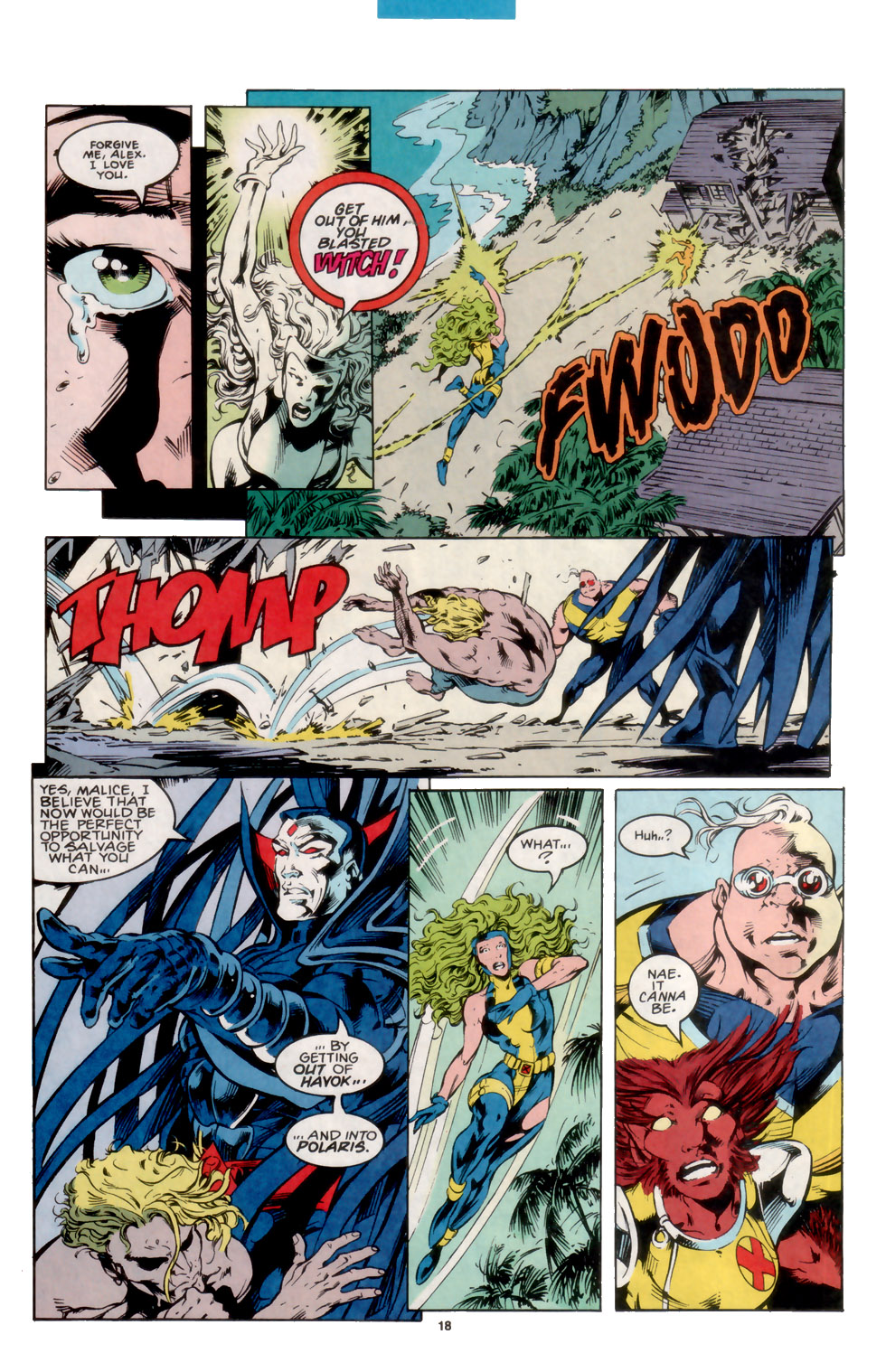 Read online X-Factor (1986) comic -  Issue #105 - 15