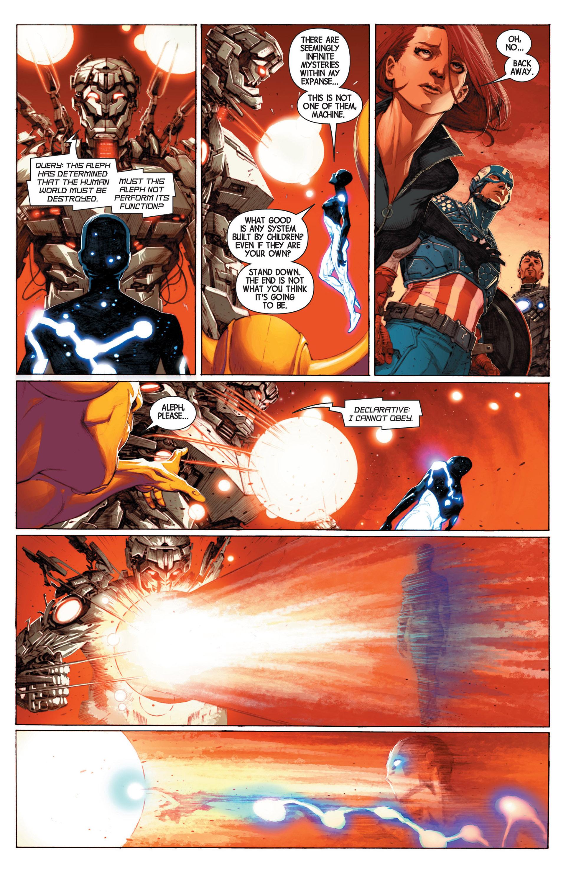 Read online Avengers (2013) comic -  Issue #3 - 22