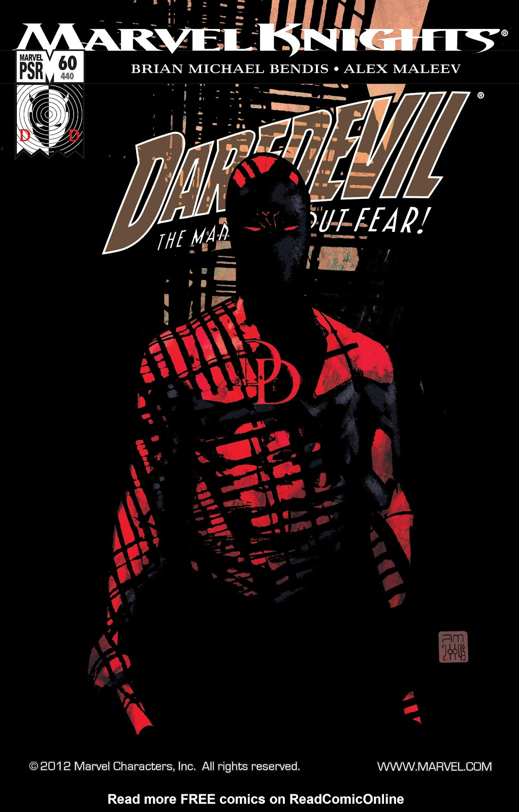 Read online Daredevil (1998) comic -  Issue # _Ultimate_Collection TPB 2 (Part 4) - 18