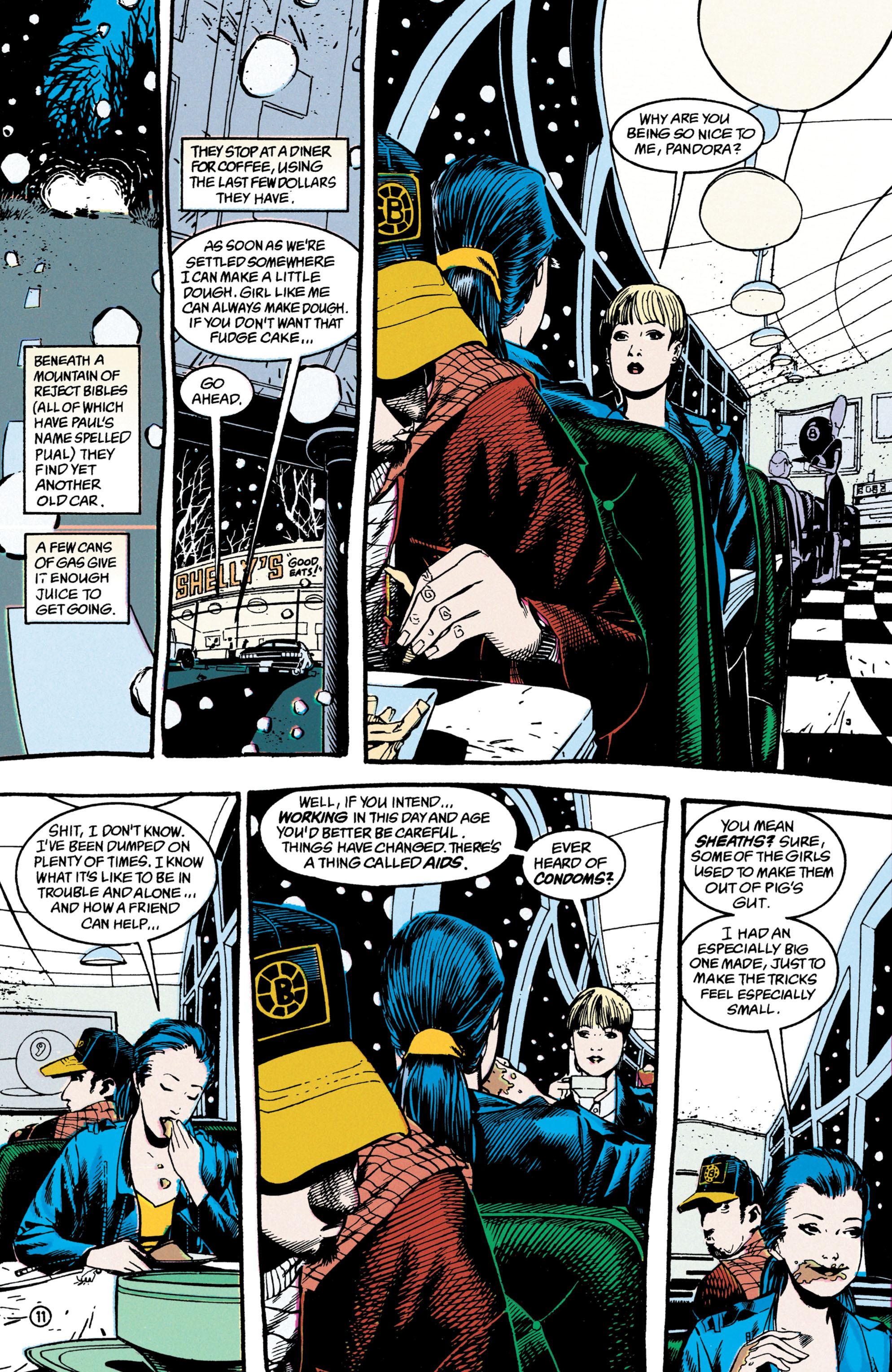 Read online Shade, the Changing Man comic -  Issue #47 - 12