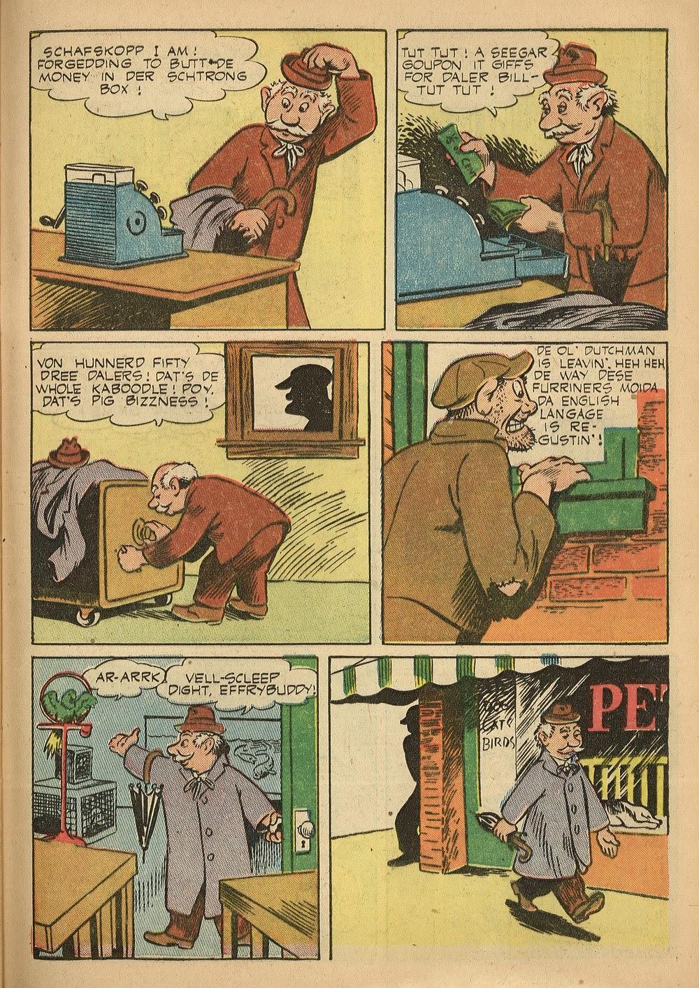 Read online Animal Comics comic -  Issue #24 - 43