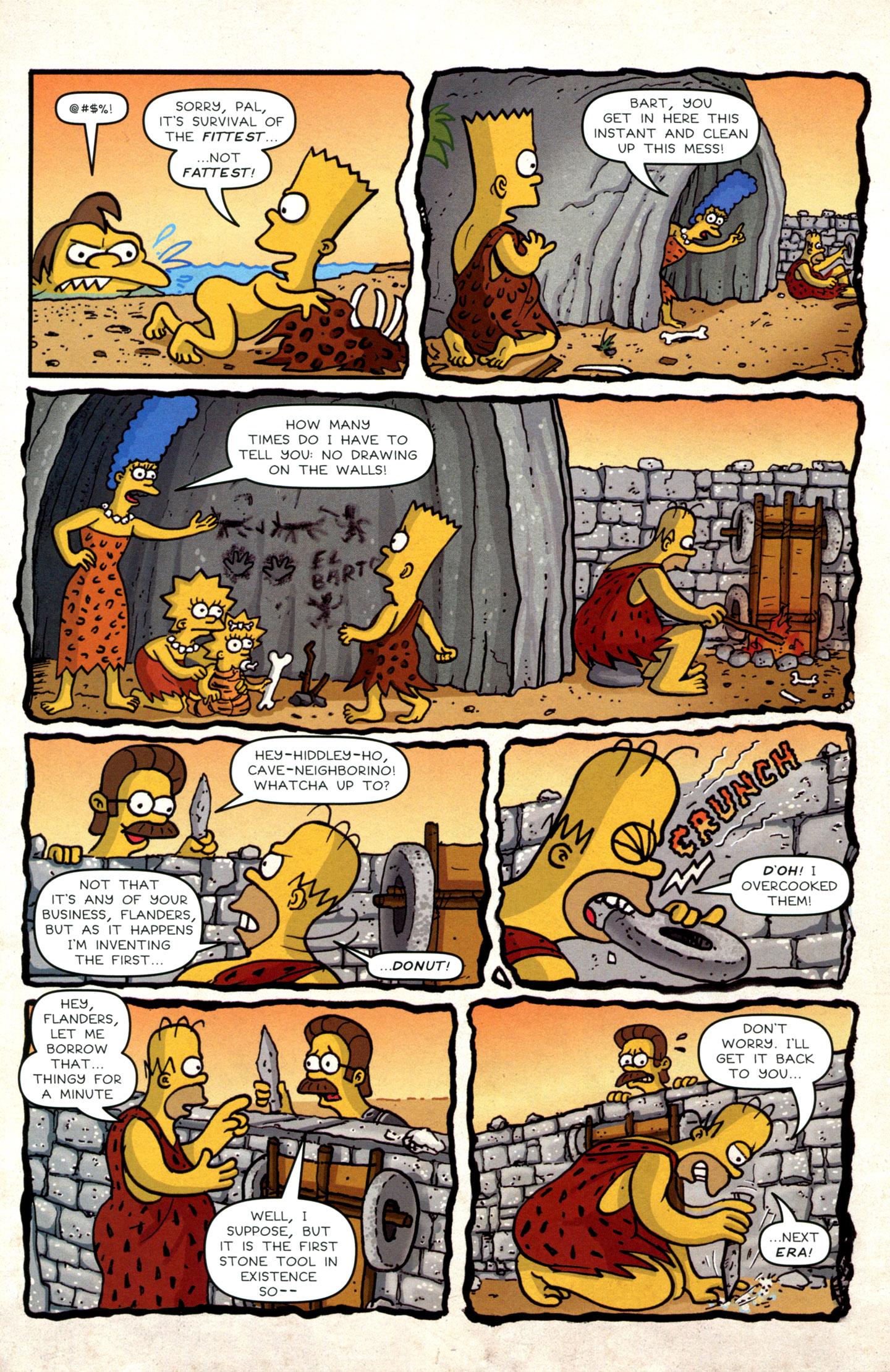 Read online Simpsons Comics Presents Bart Simpson comic -  Issue #72 - 22