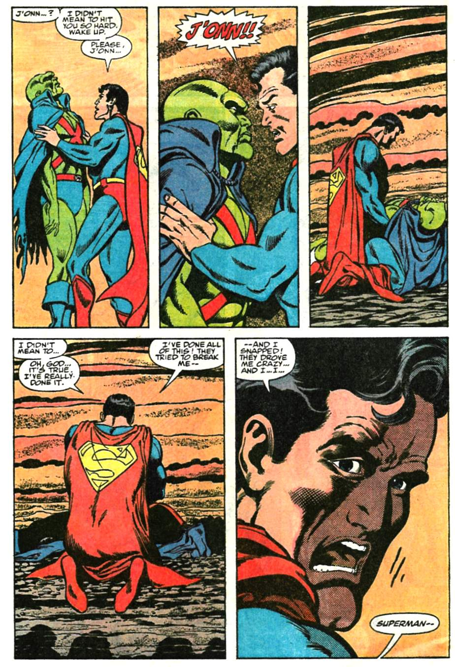Read online Adventures of Superman (1987) comic -  Issue #479 - 21