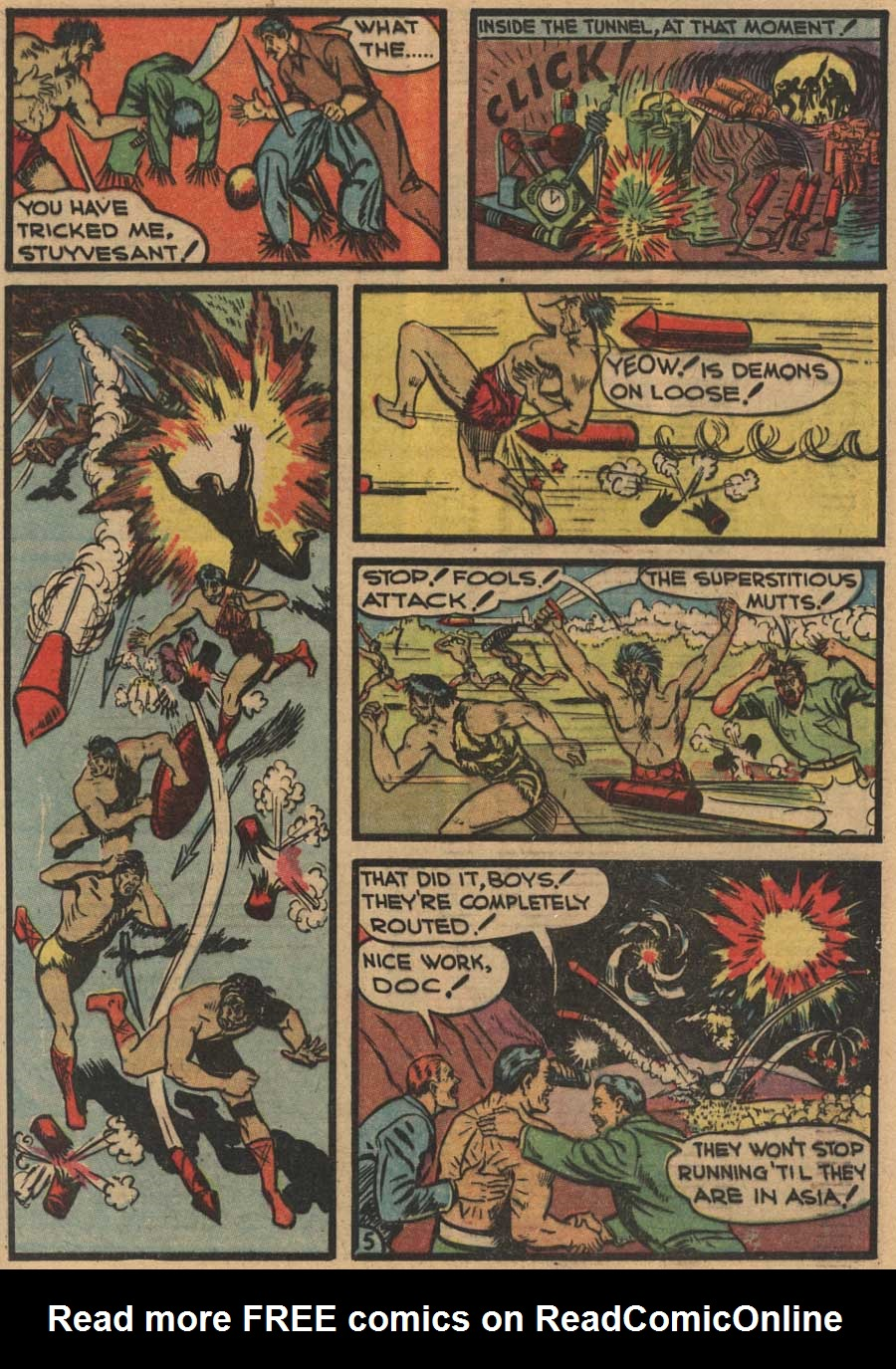 Blue Ribbon Comics (1939) issue 7 - Page 53
