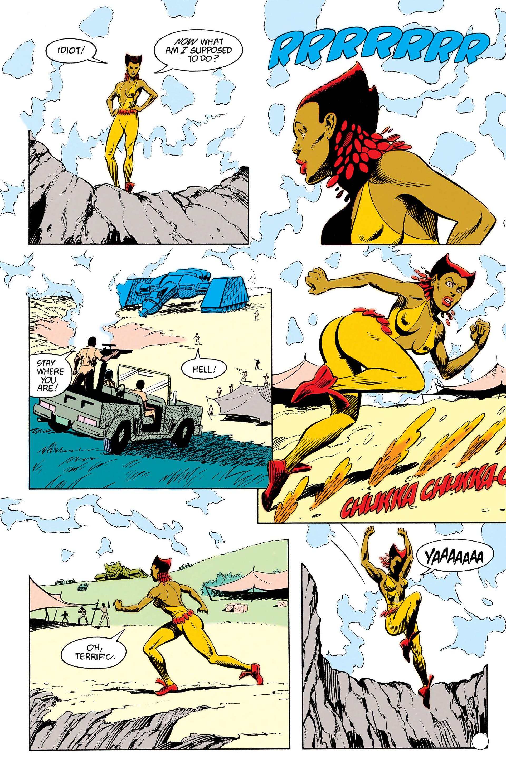 Read online Animal Man (1988) comic -  Issue #12 - 13